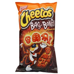 Cheetos Bag Of Bones Flamin Hot