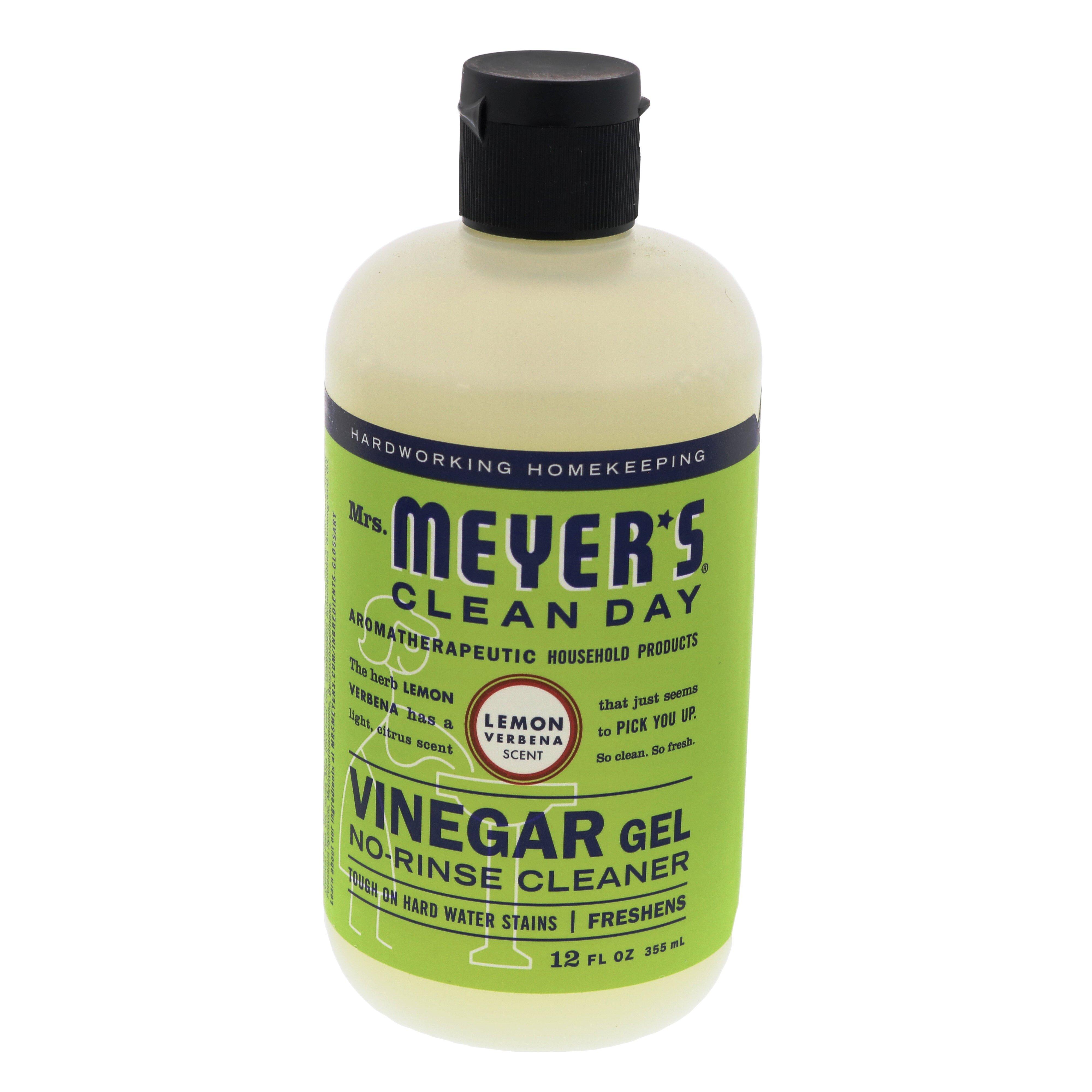 Vinegar Gel Cleaner Lemon Verbena