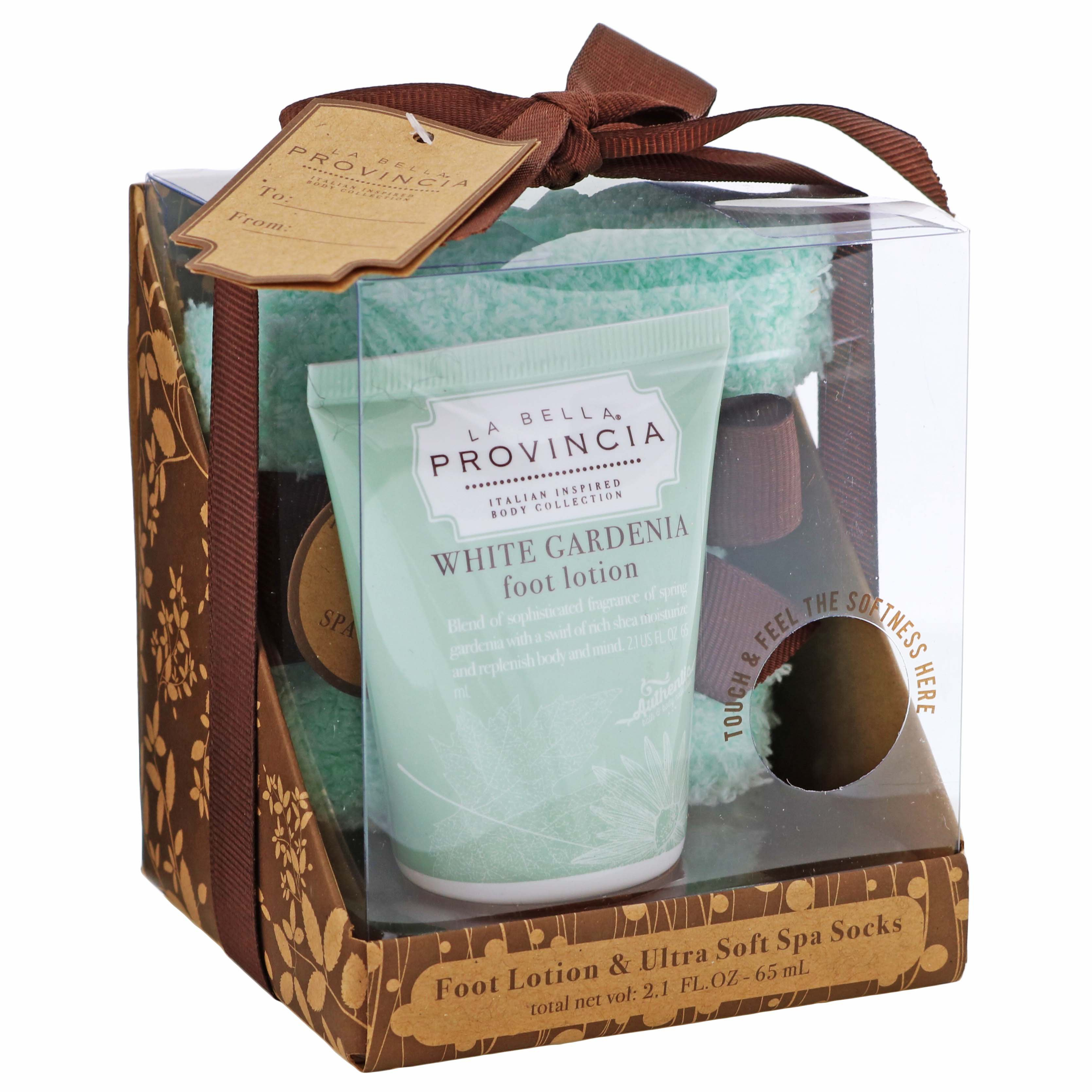Gift sets shop heb everyday low prices online la bella provincia spa sock set negle Gallery