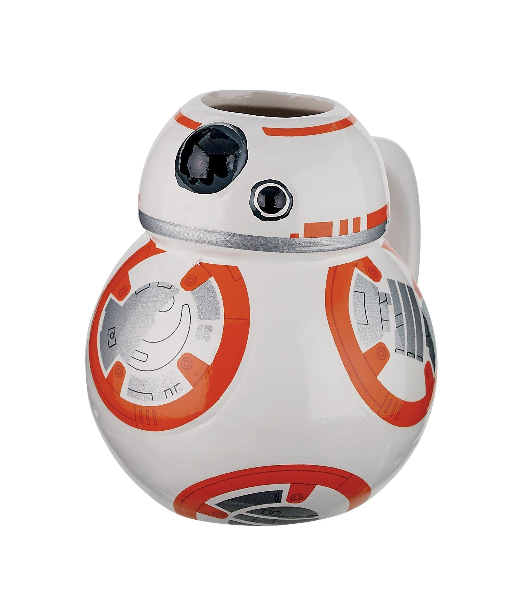 Star Wars Sculpted Coffee Mug BB-8 By Zak!
