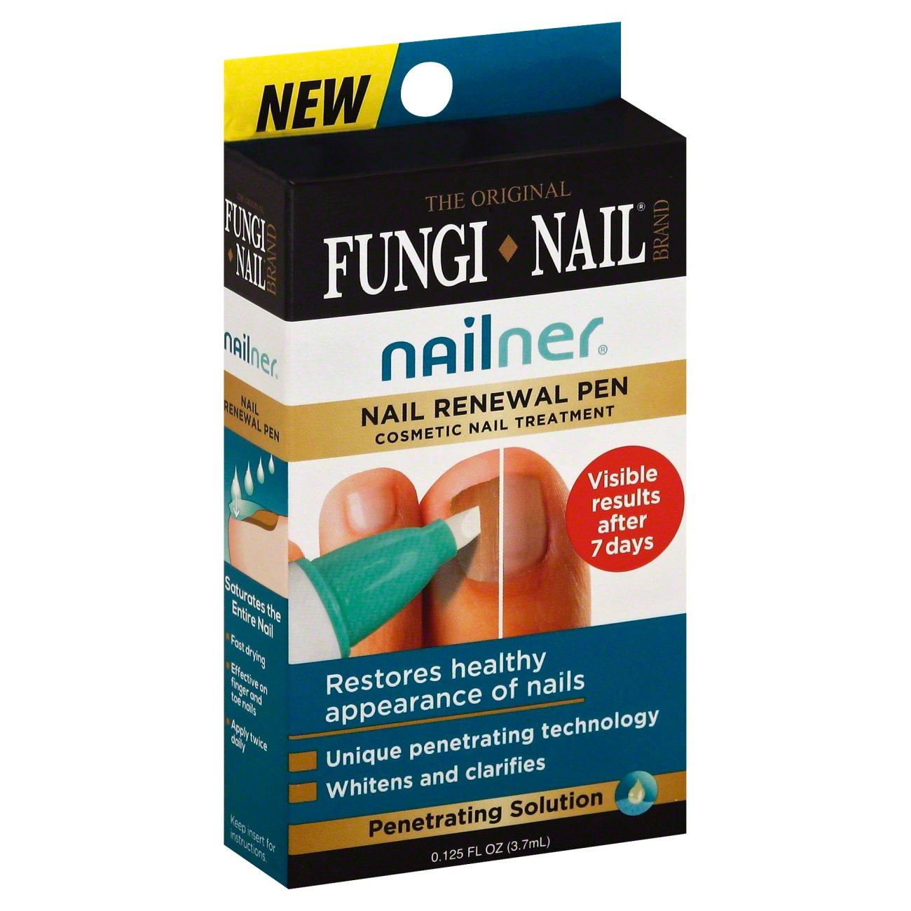 Fungi Nail Nailner Renewal Pen - Shop Foot Soak and Balm at HEB