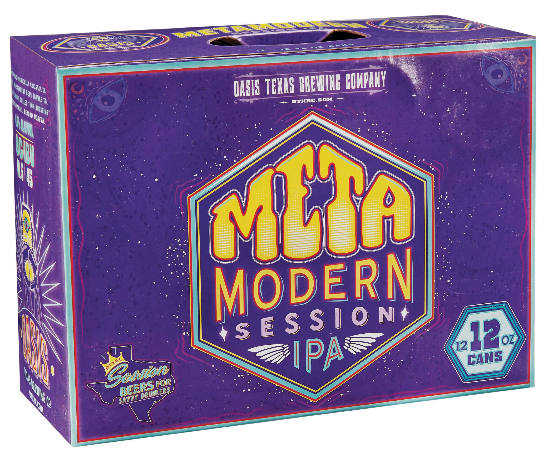 oasis texas metamodern session ipa 12 oz shop craft beer at heb