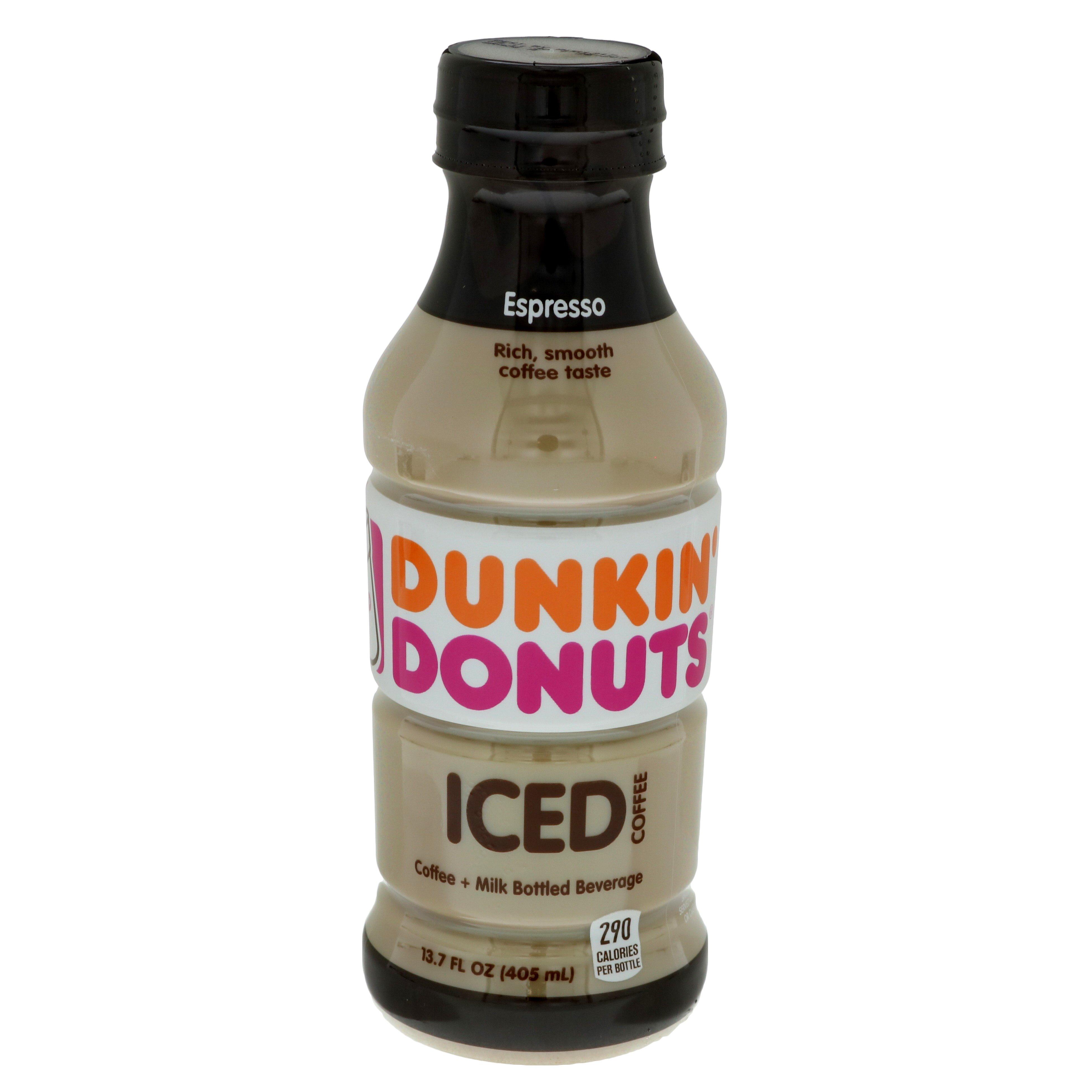Dunkin' Donuts Espresso Iced Coffee