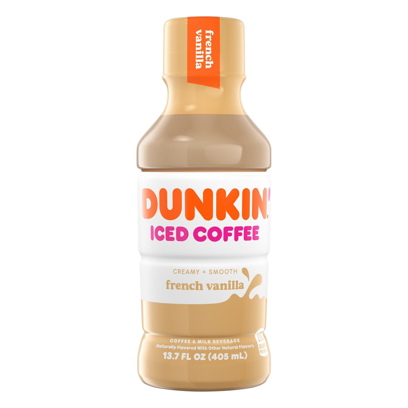 Dunkin' Donuts French Vanilla Iced Coffee - Shop Coffee at ...