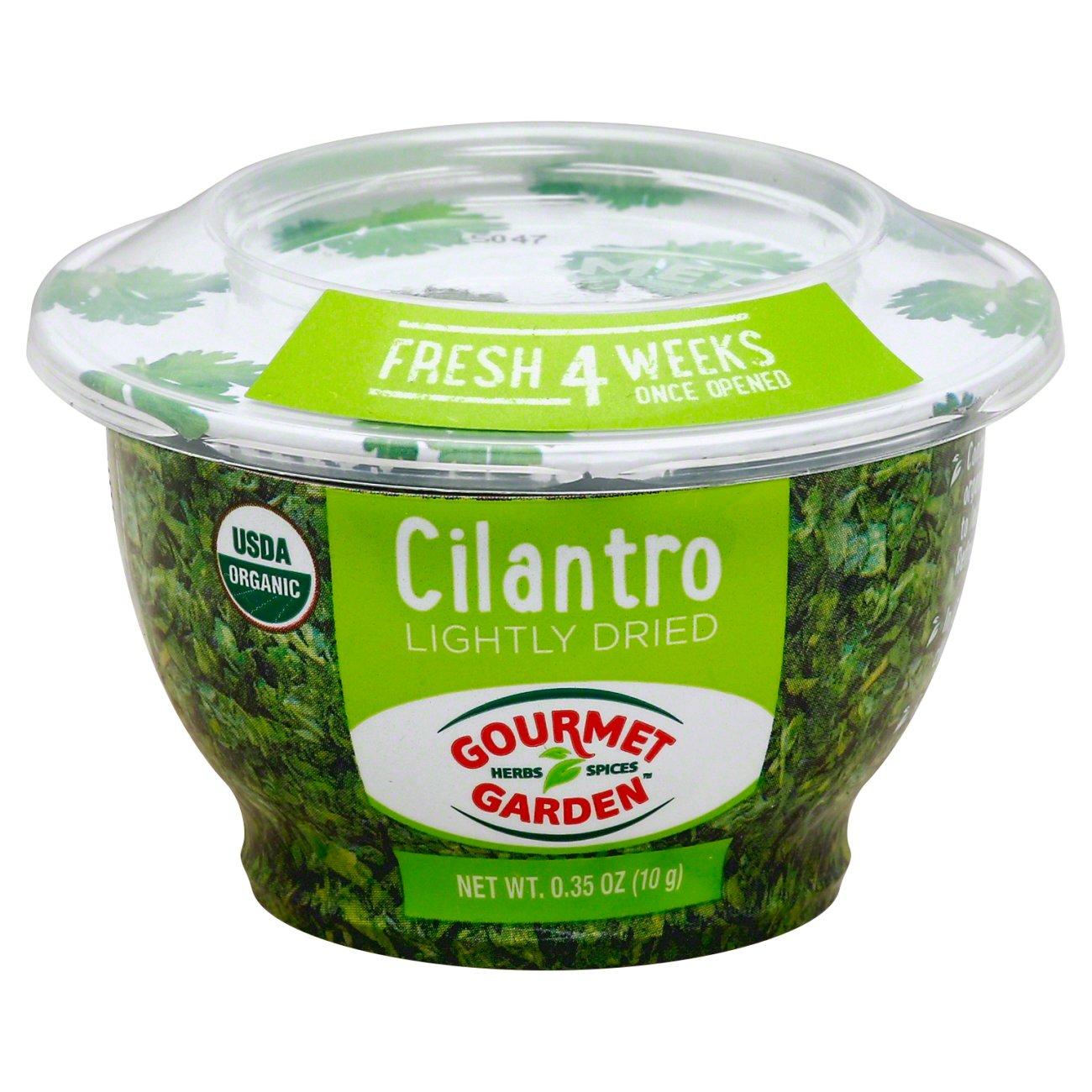 Useful product. Cilantro