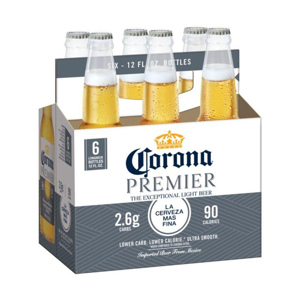 Corona Premier Beer 12 Oz Bottles Shop Beer At H E B