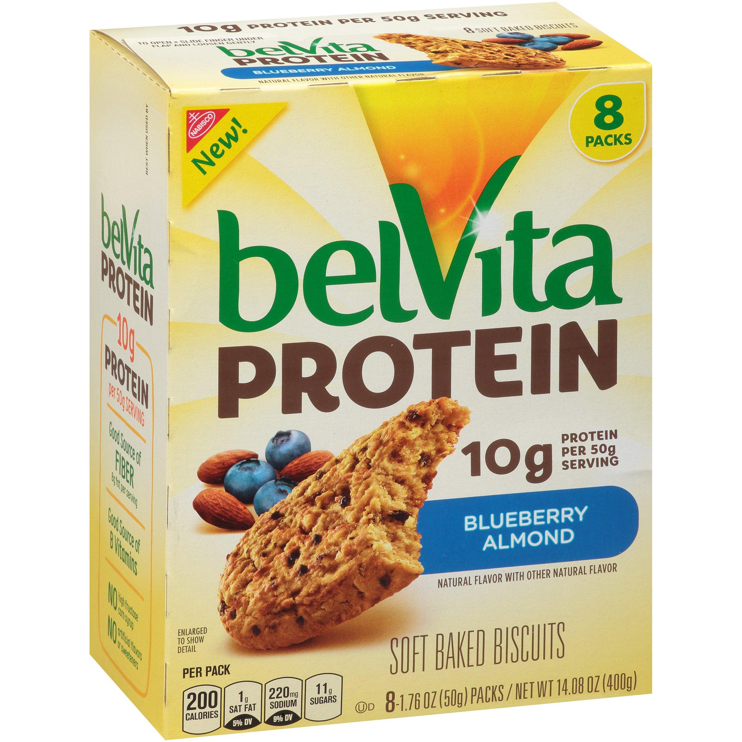 Nabisco Belvita Protein Soft Baked