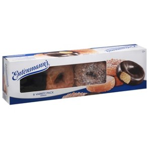 Entenmanns variety pack donuts shop snack cakes at heb publicscrutiny Gallery