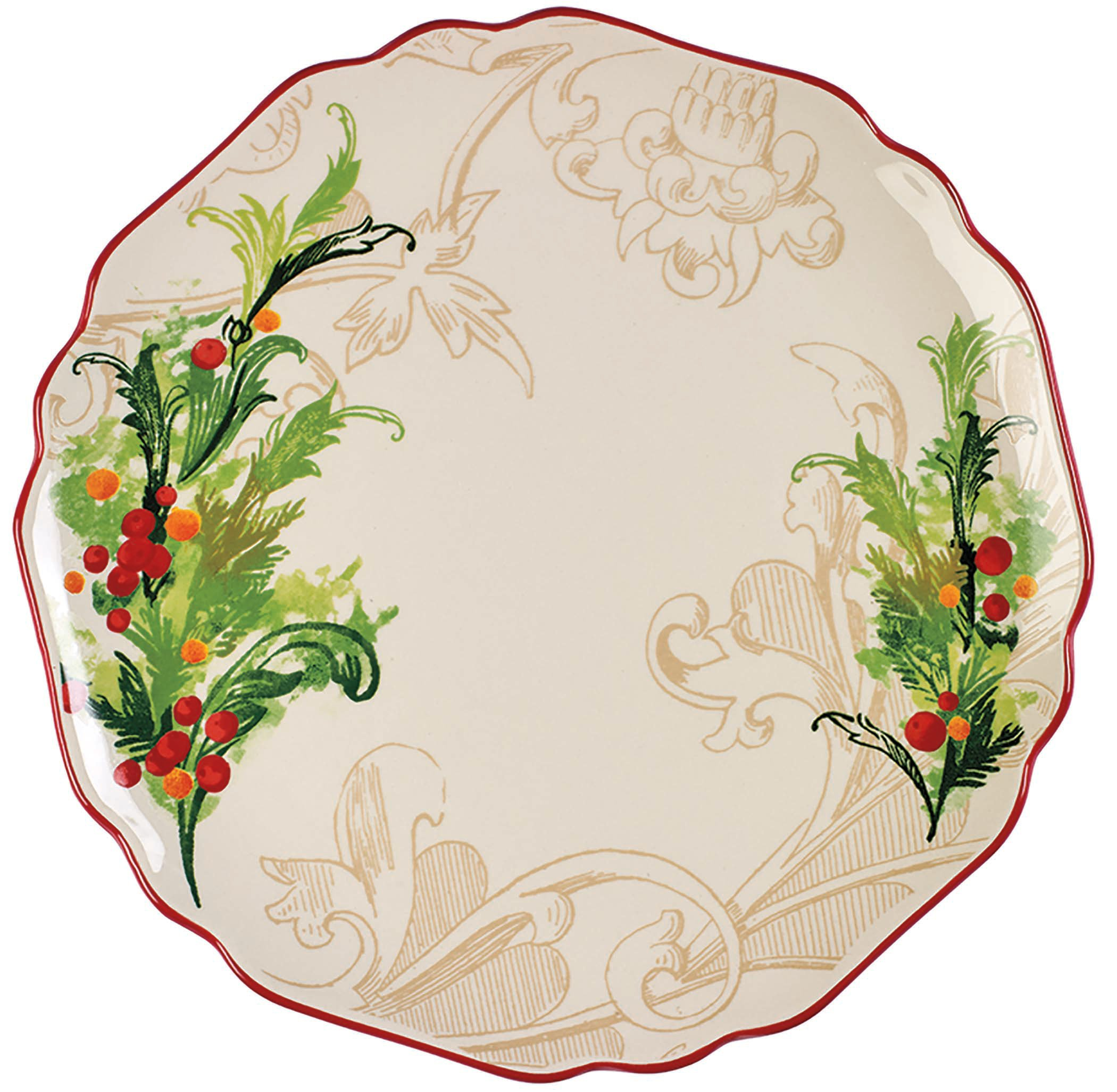 Christmas Dishes Cheap