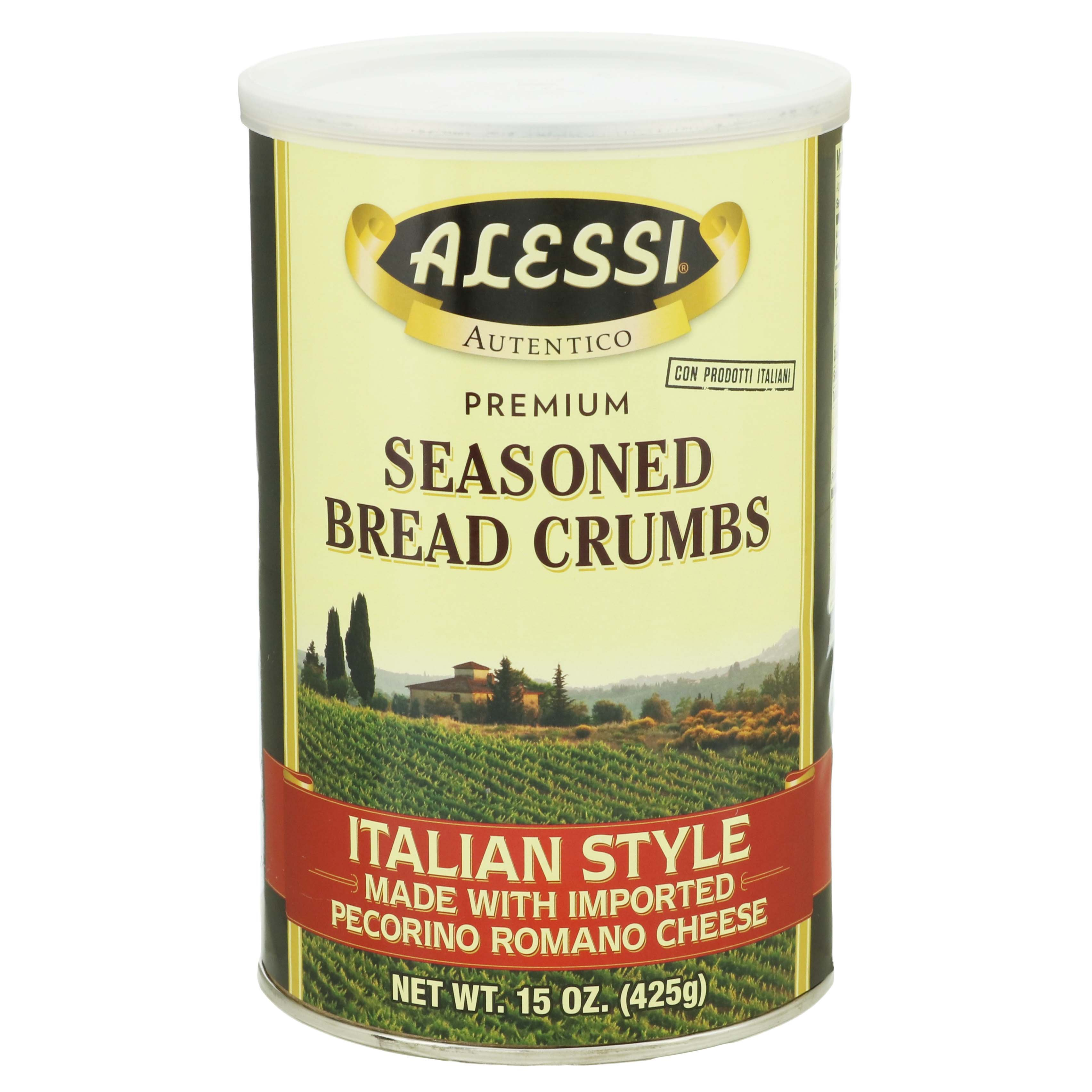 Alessi Bread Crumbs Italian Shop Breading Crumbs At H E B
