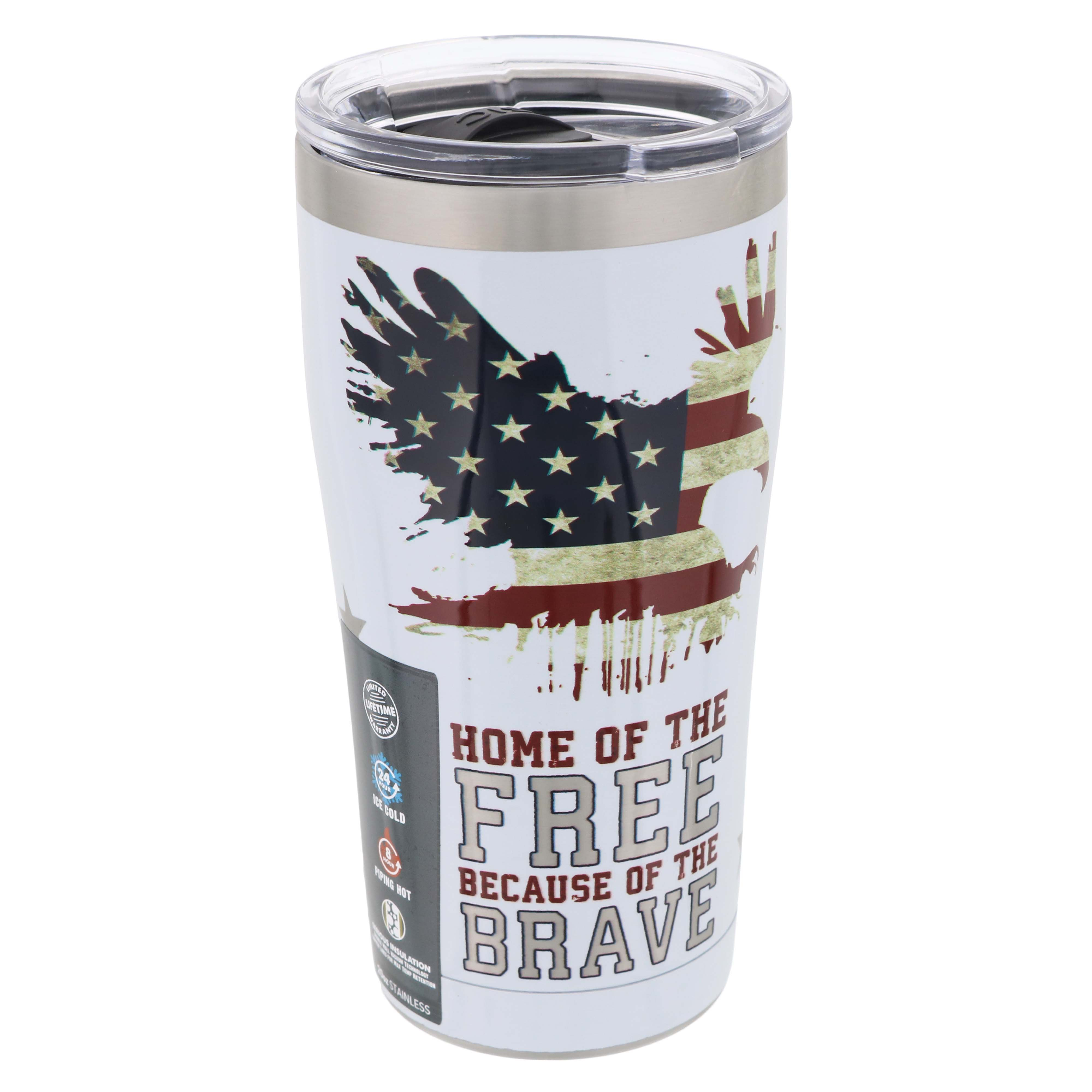 Tervis Stainless Steel Tumbler, Home Of The Free ‑ Shop Tervis ...