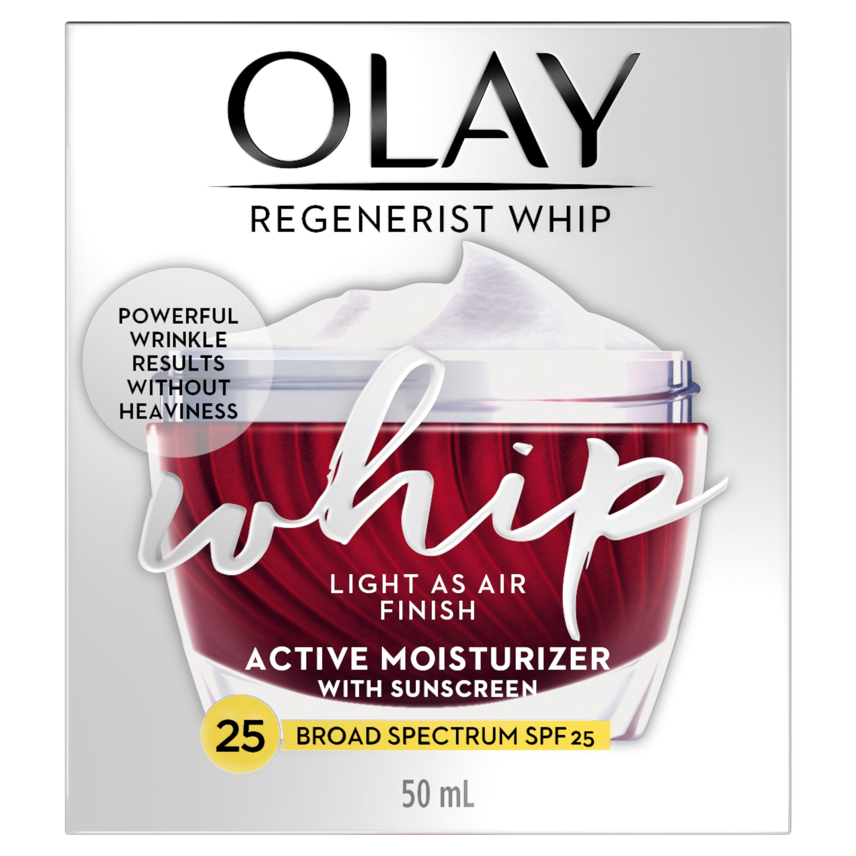 Olay Regenerist Whip Light as Air Moisturiser For Firmer Skin SPF30