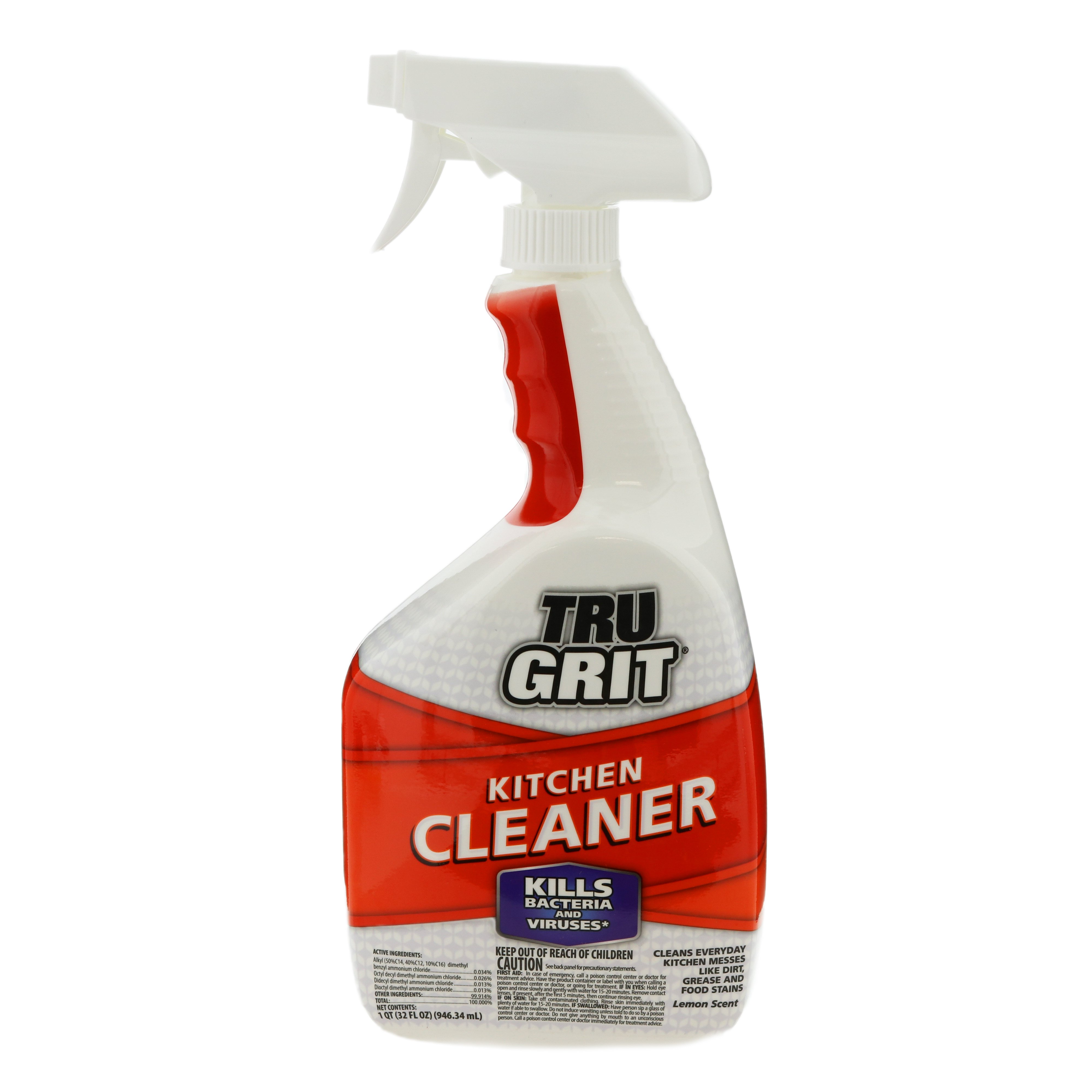 Tru Grit Kitchen Cleaner   Shop All Purpose At HEB