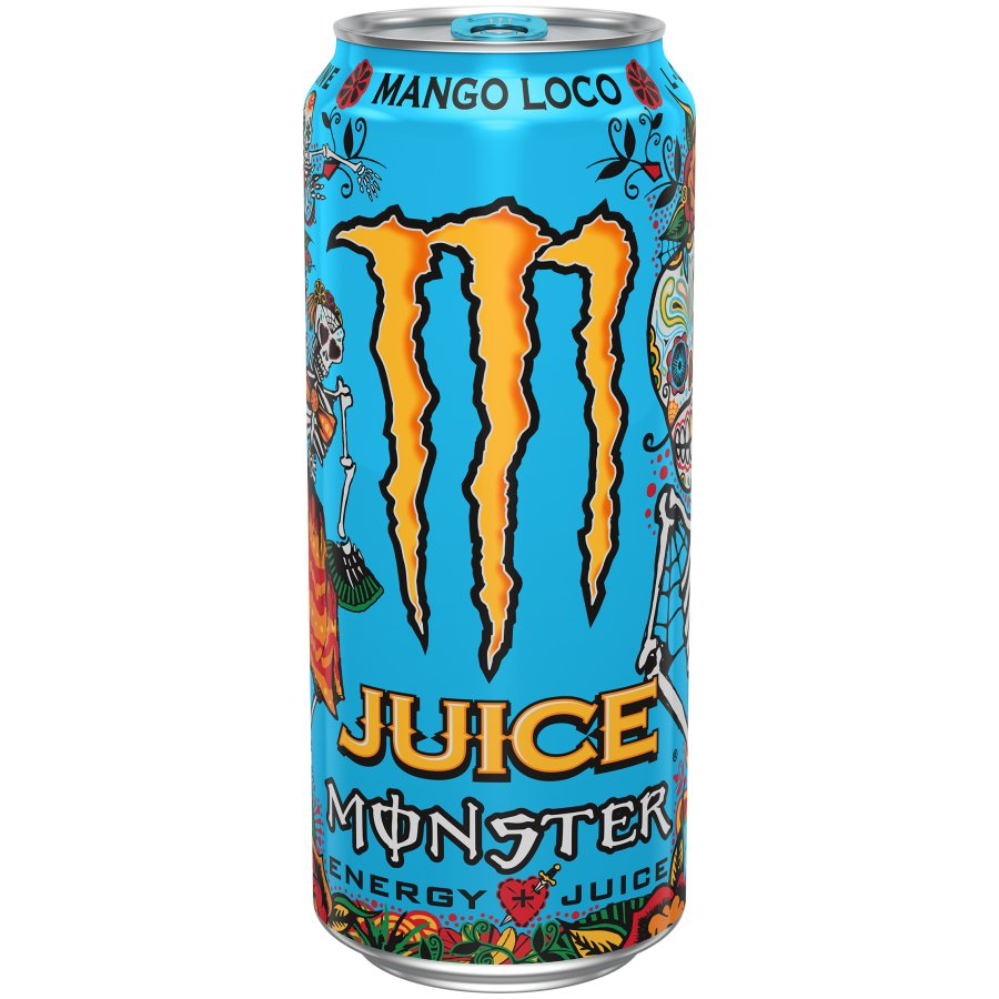 Monster Juice Mango Loco Energy Drink Shop Sports Energy Drinks At H E B
