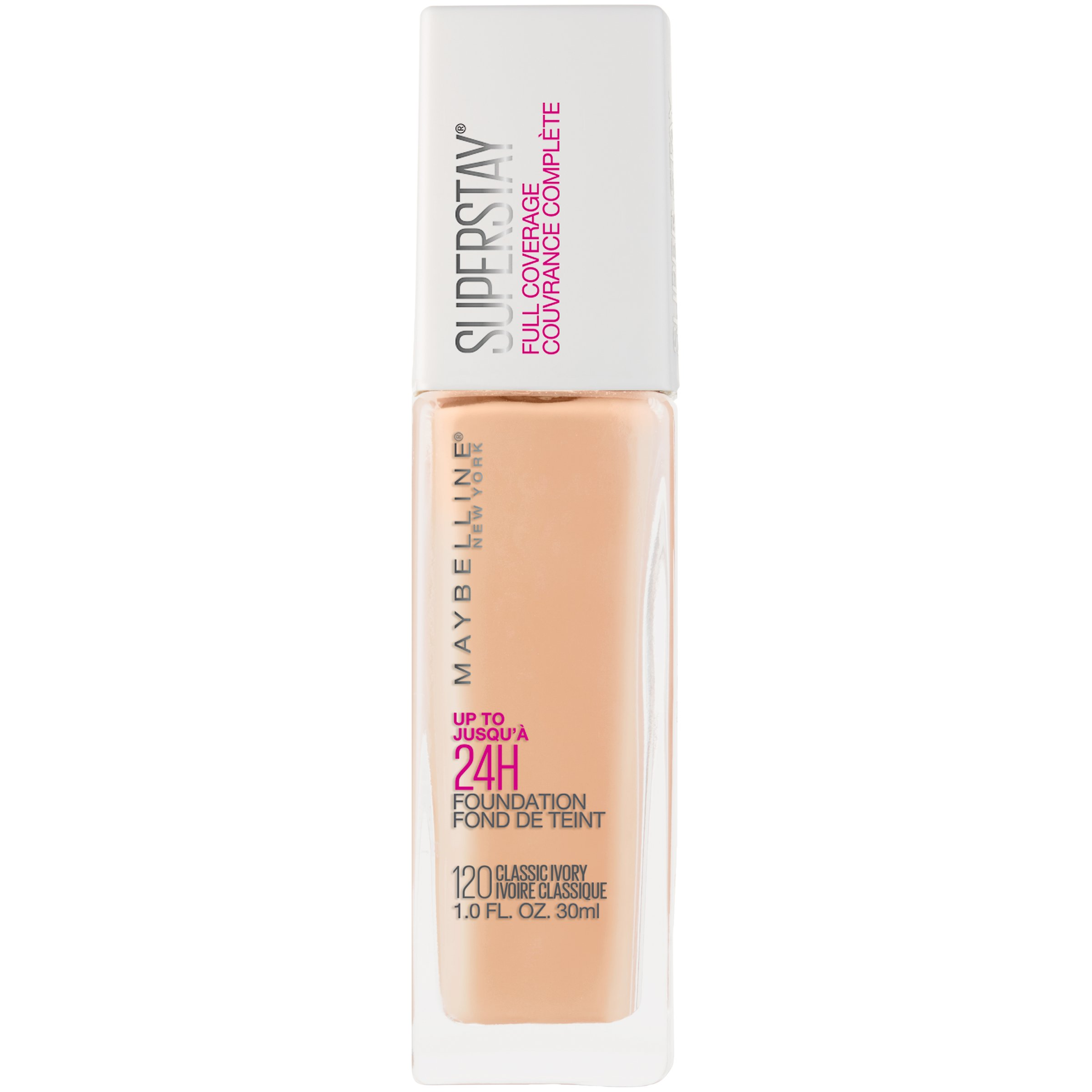 Maybelline Super Stay Full Coverage Foundation Classic Ivory Shop Face At H E B