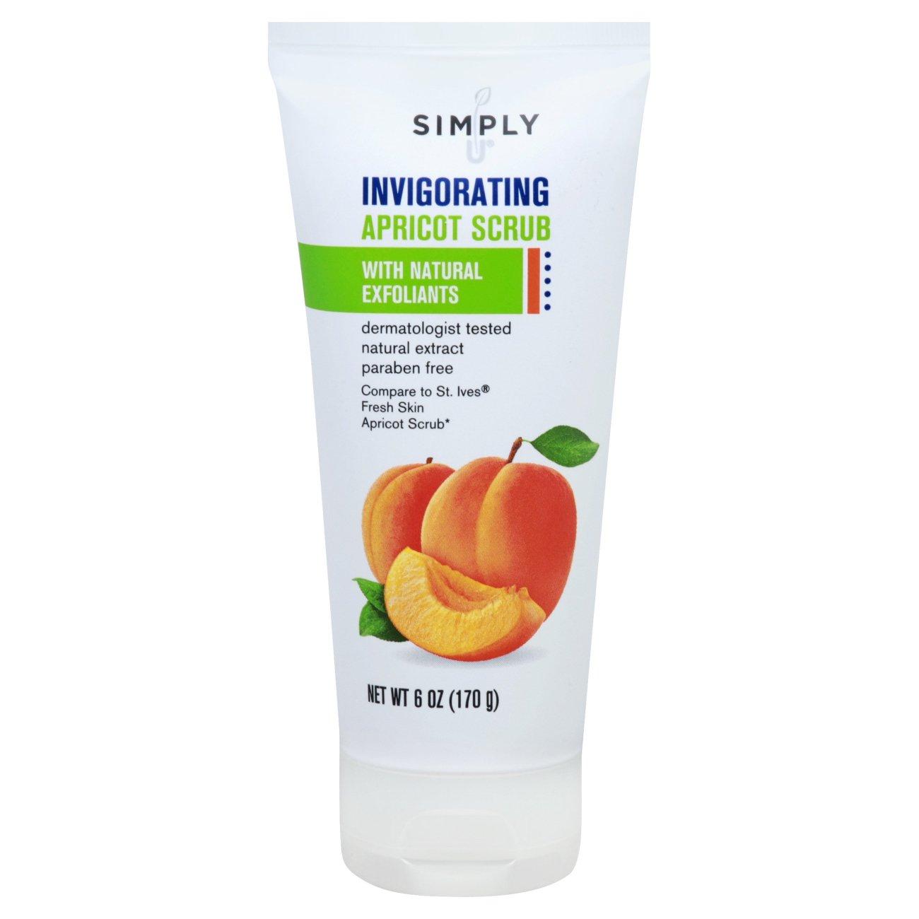 Freeman Feeling Beautiful Apricot Creamy Facial Scrub, .5 oz Shiseido - Men Total Revitalizer -50ml/1.7oz