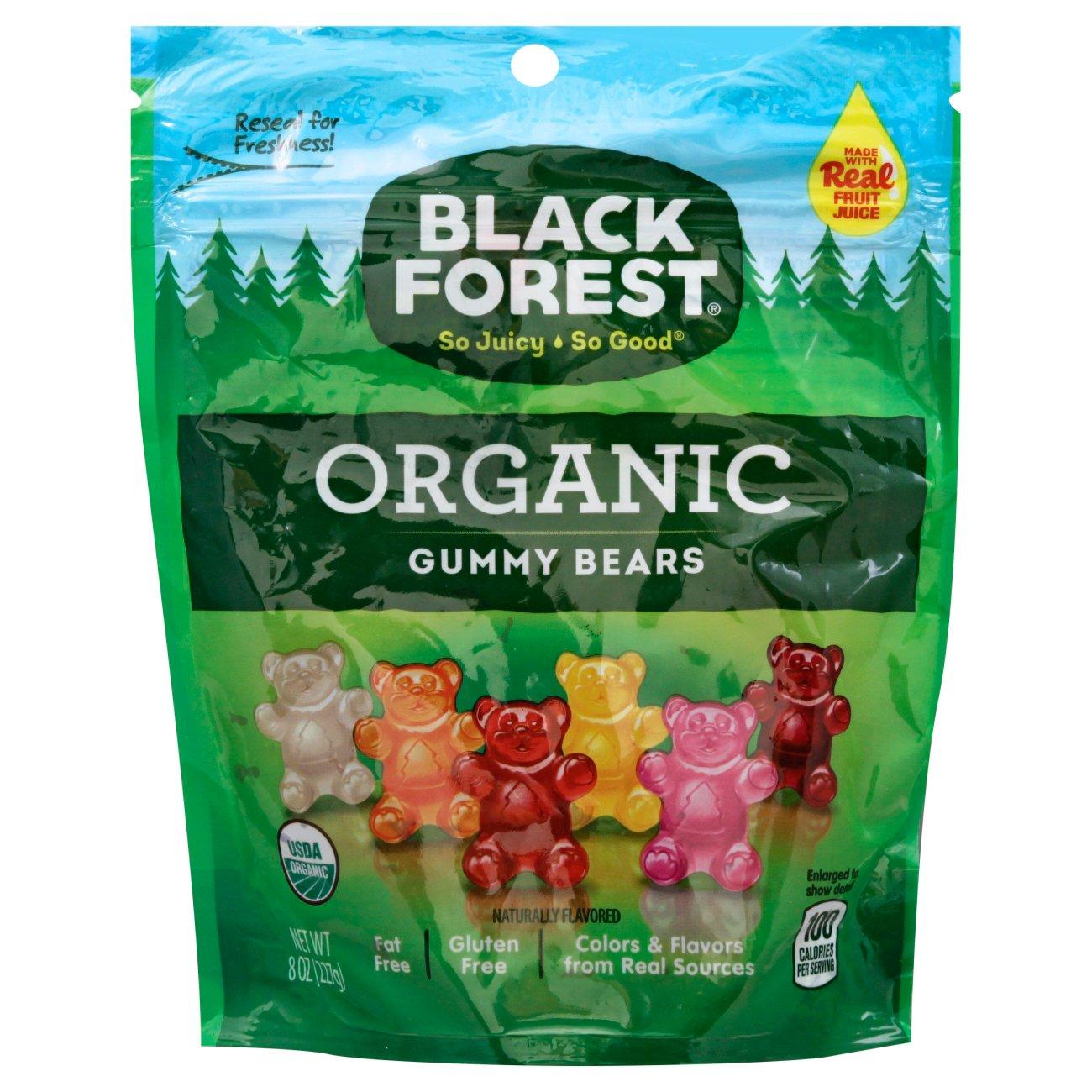 Black Forest Organic Gummy Bears ‑ Shop