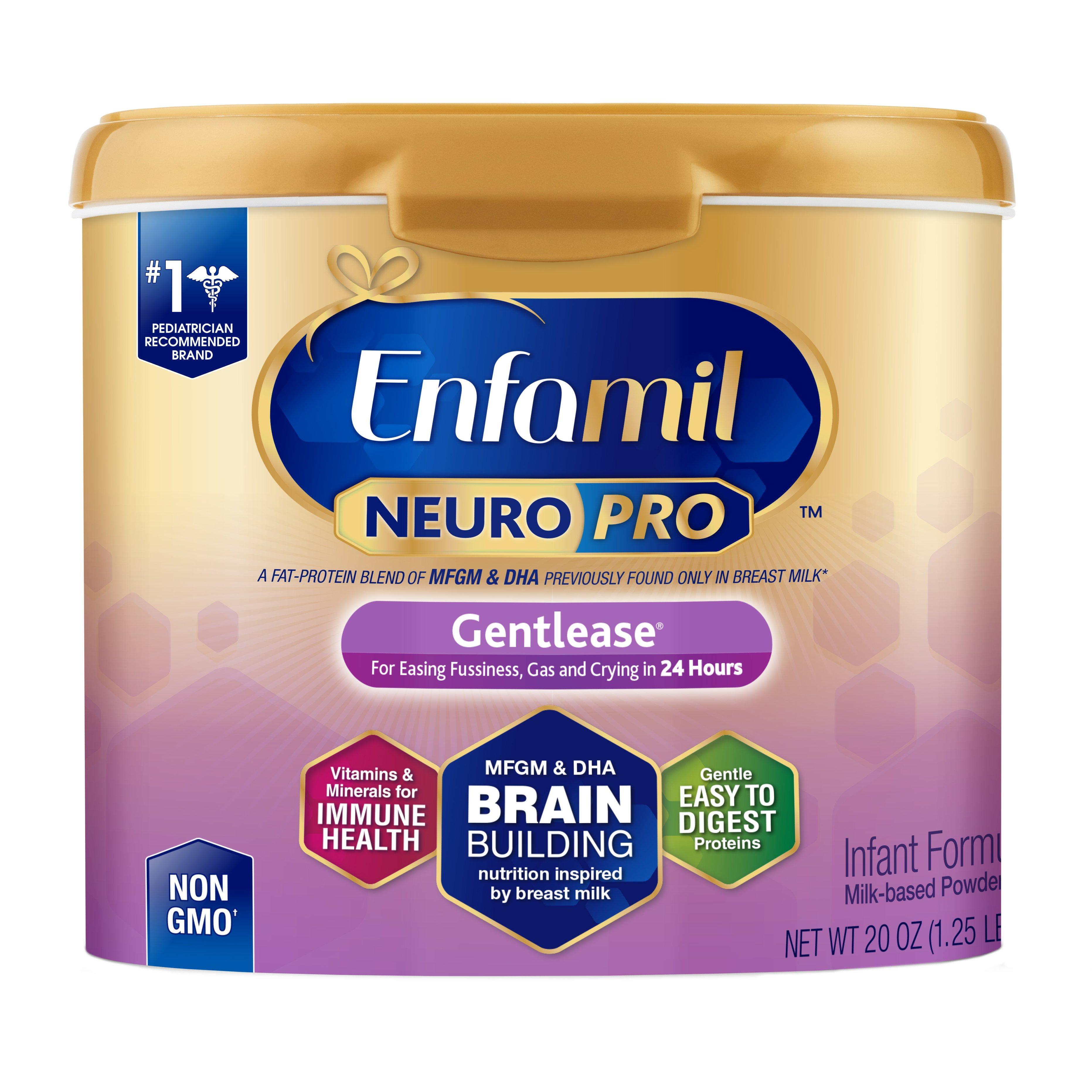 Enfamil Neuropro Gentlease Infant Formula Shop Powder At Heb