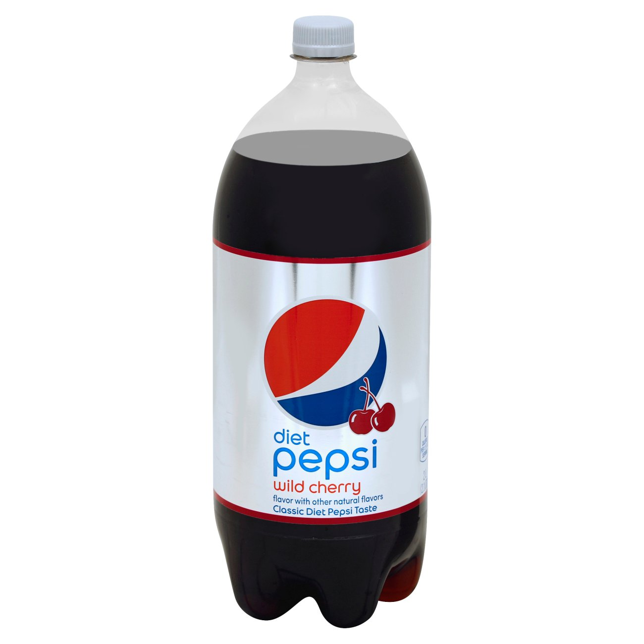 what is diet wild cherry pepsi made with