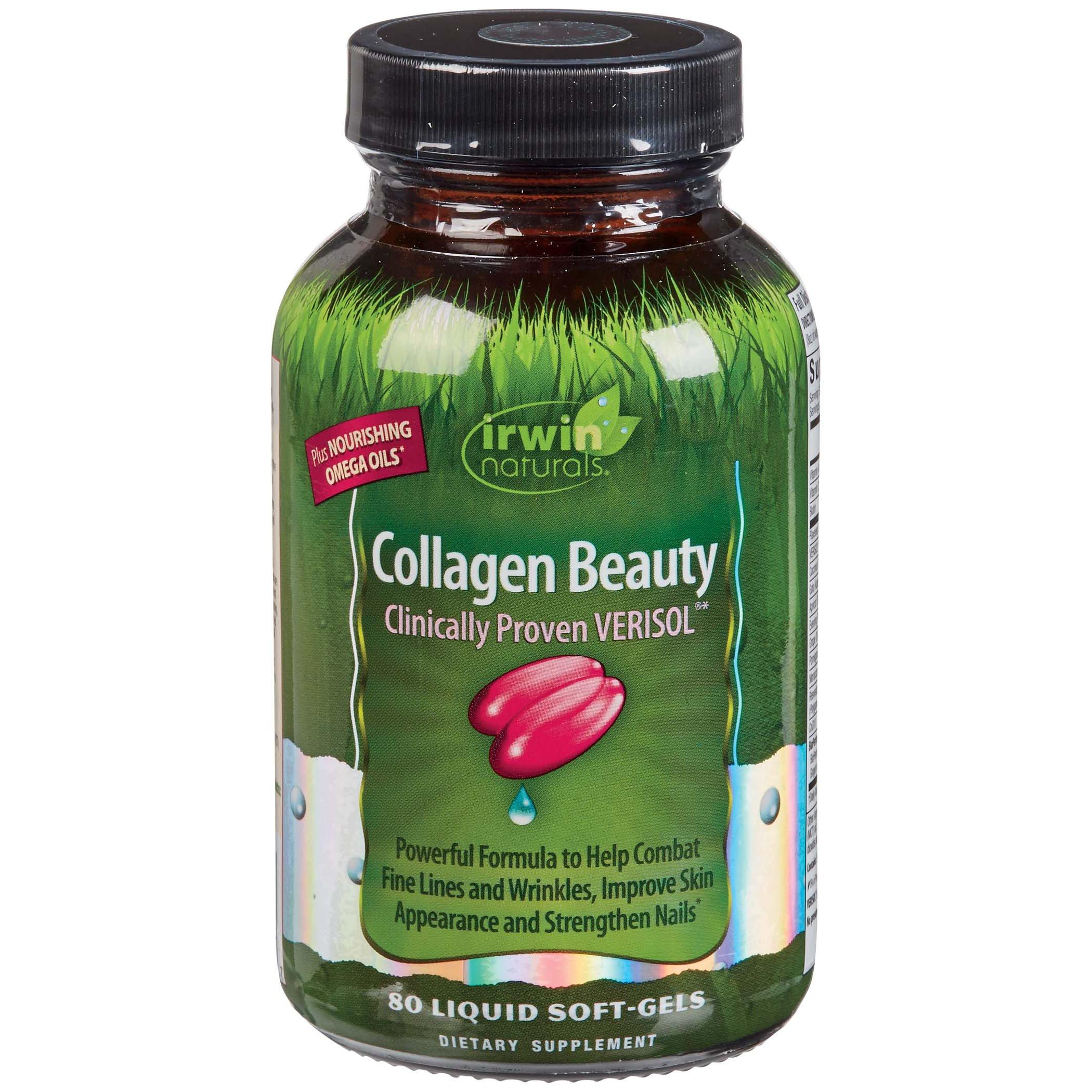 Irwin Naturals Collagen Beauty Liquid