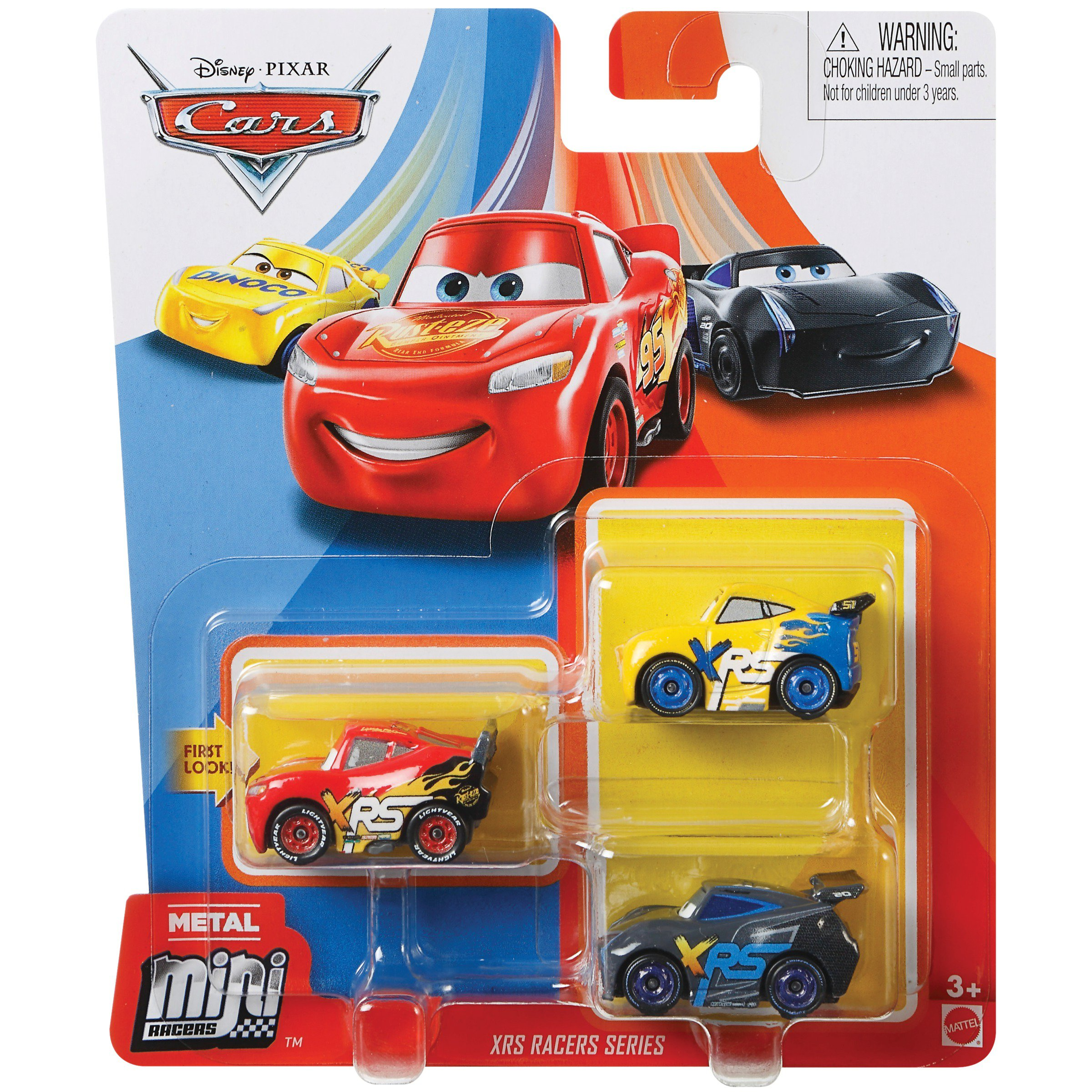 Disney Pixar Cars Mini Racers Assorted Shop Toy Vehicles At H E B