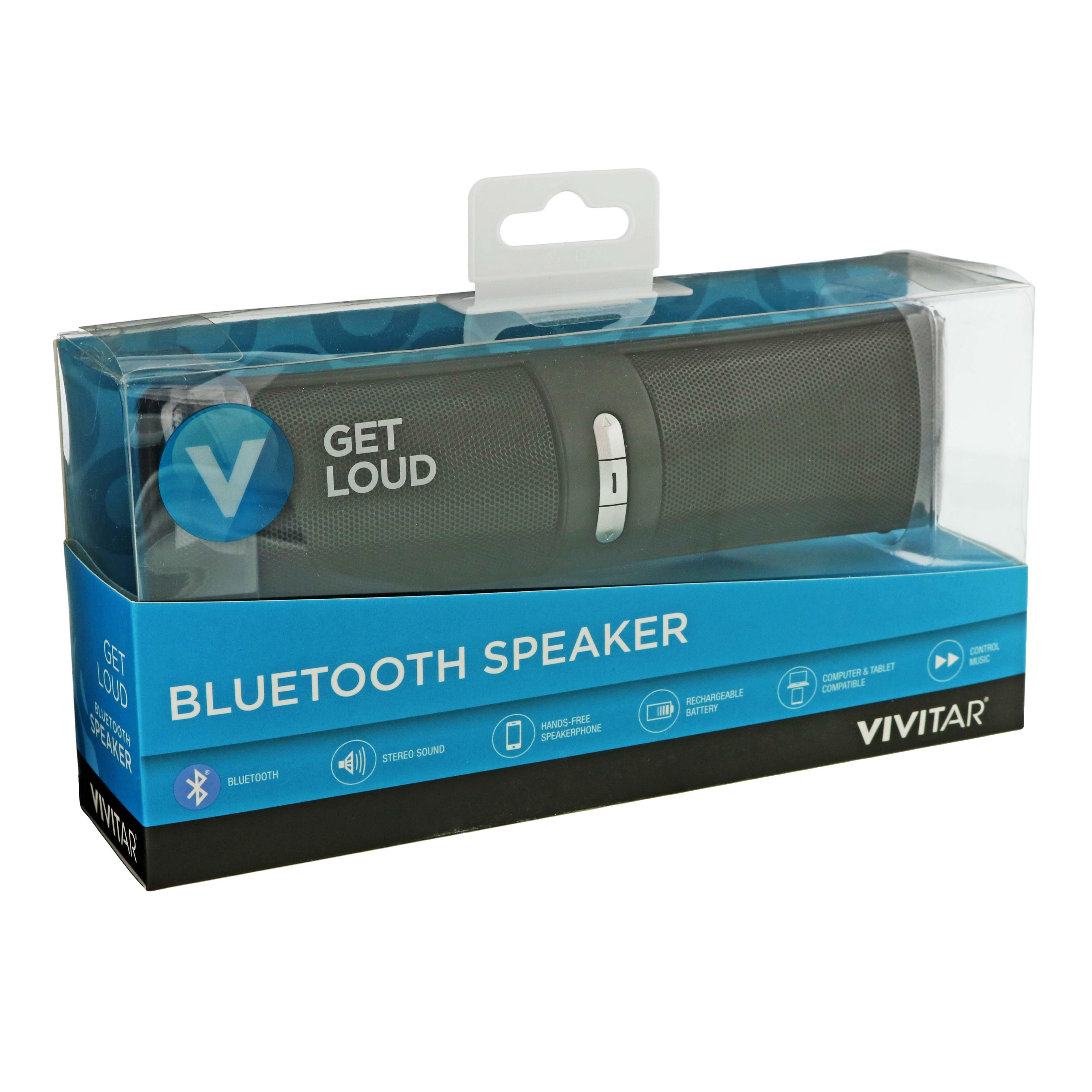 Vivitar Mobile Candy Bluetooth Speaker ‑ Shop Audio at H‑E‑B