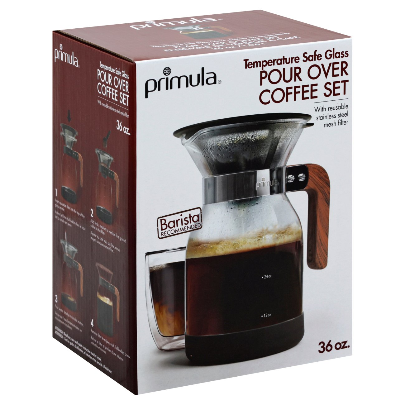 coffee pour over set