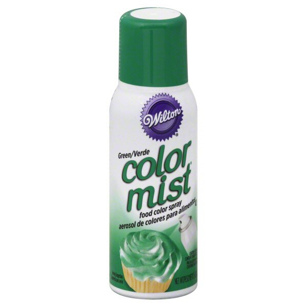 Wilton Color Mist Green Food Color Spray