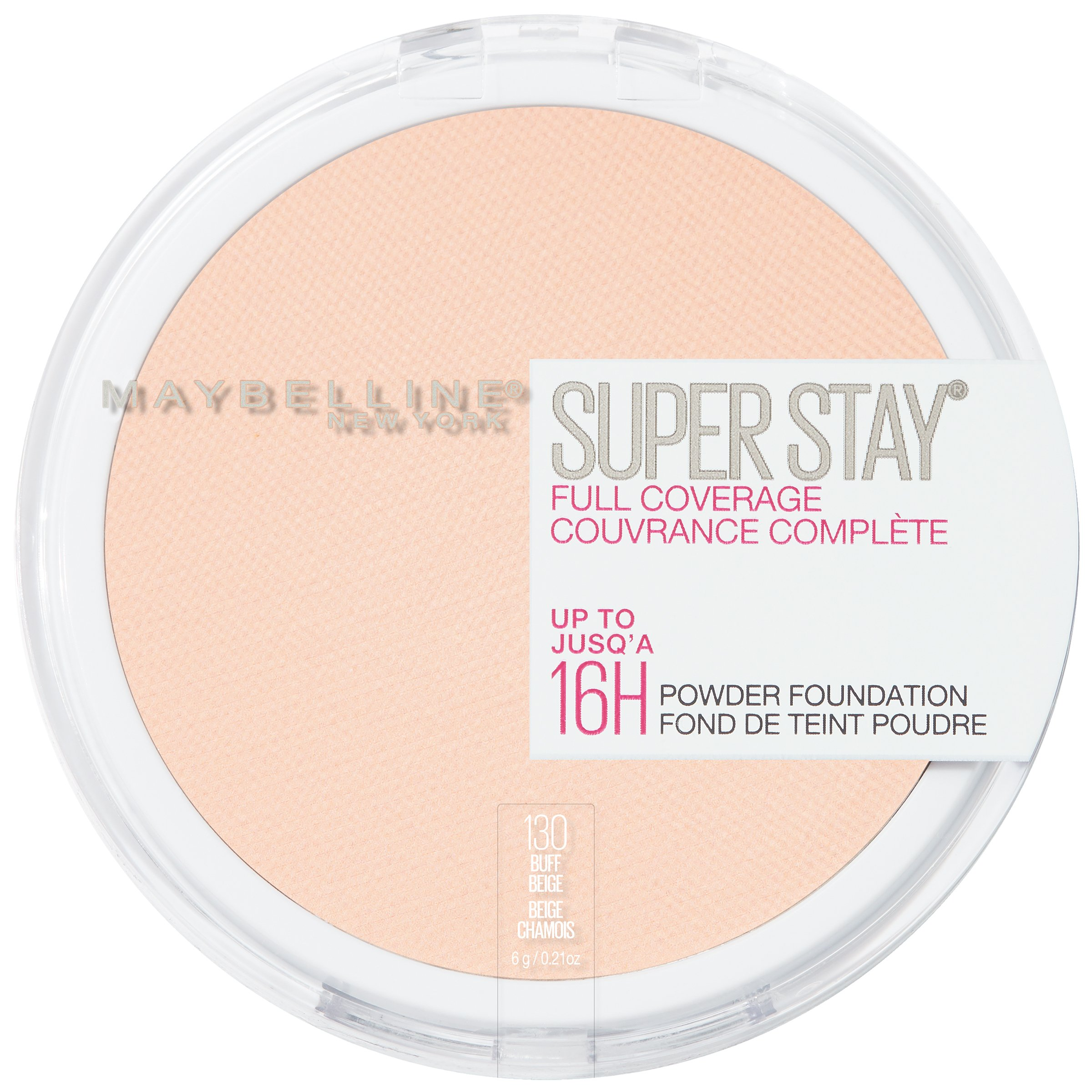 Maybelline Superstay Foundation Powder Buff Beige Shop Face At H E B