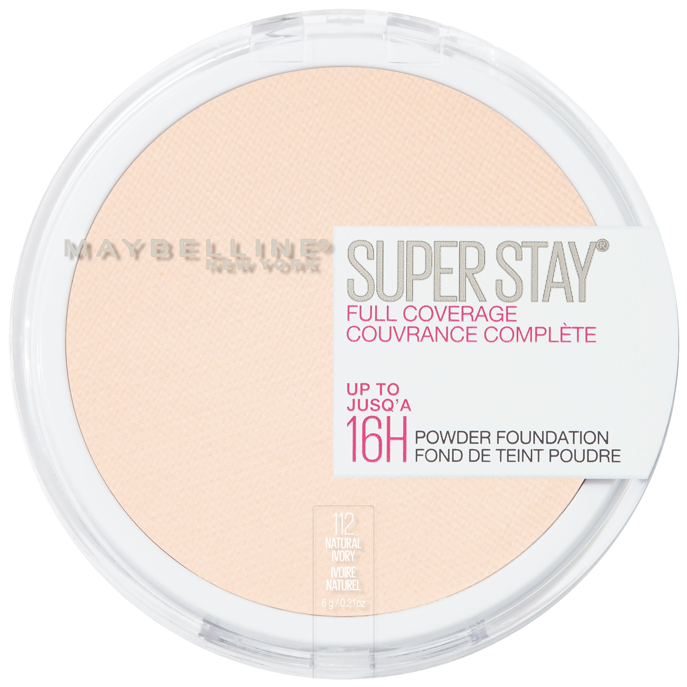 Maybelline Superstay Foundation Powder Natural Ivory Shop Face At H E B
