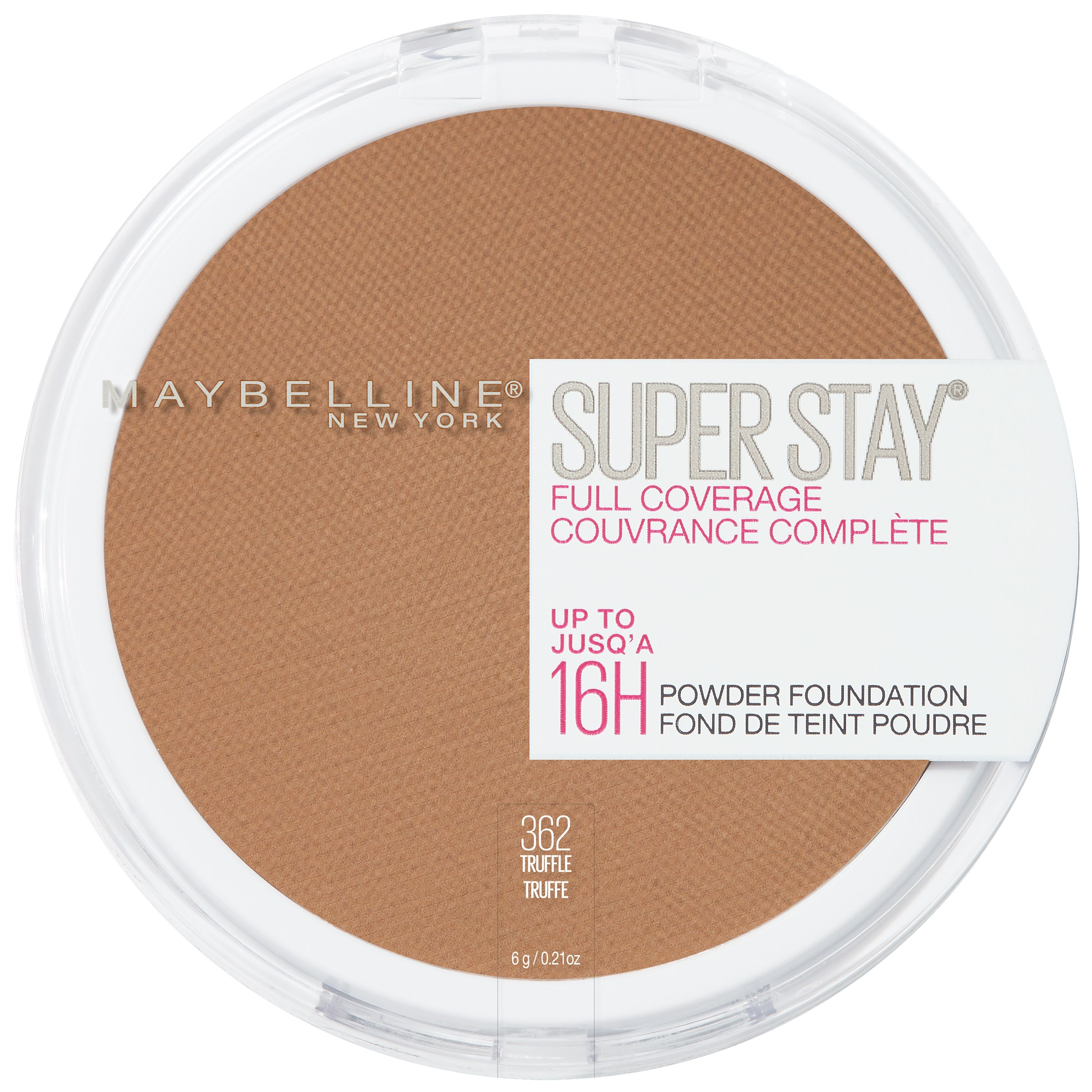Maybelline Superstay Foundation Powder Truffle Shop Face At H E B