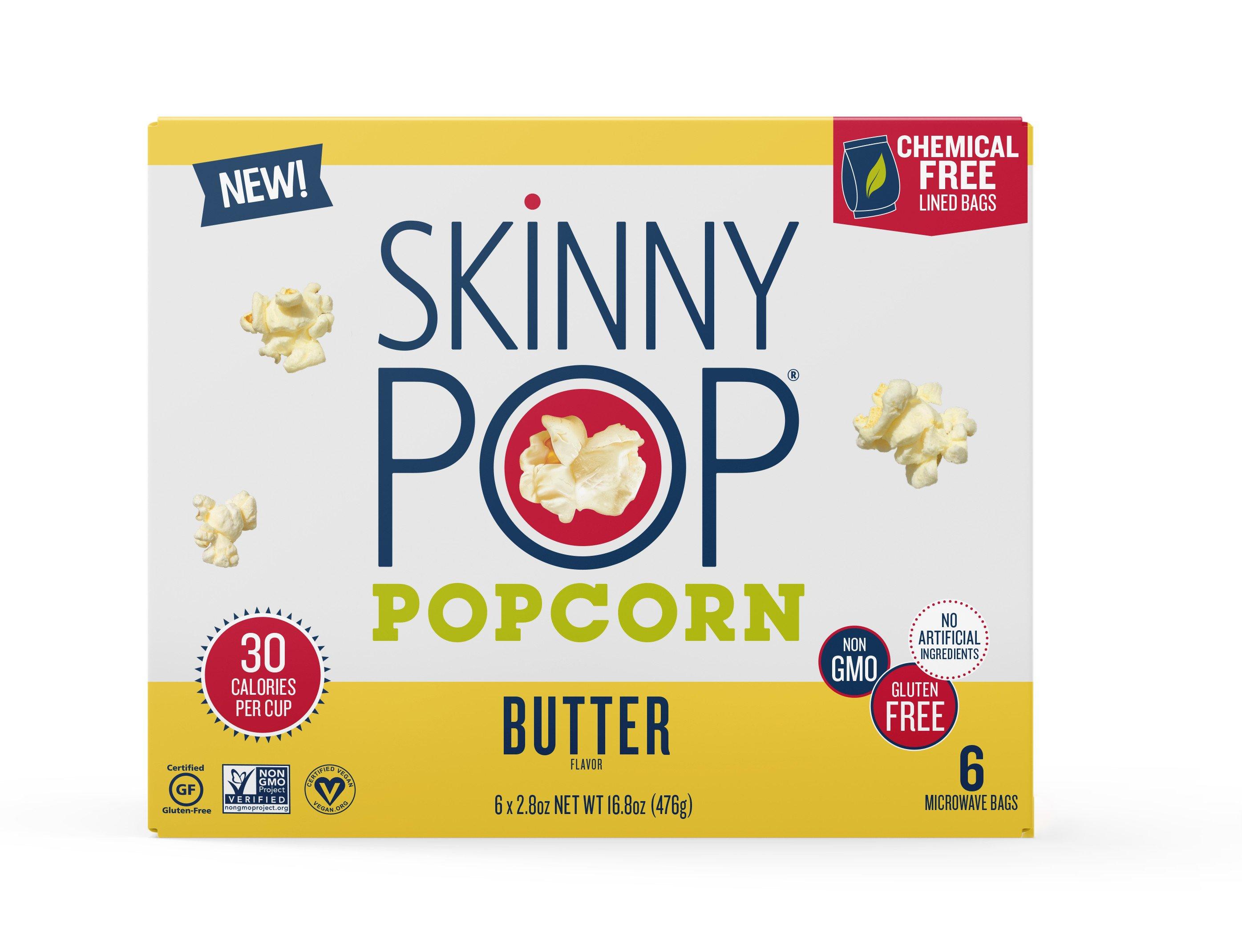 Skinnypop Er Microwave Popcorn