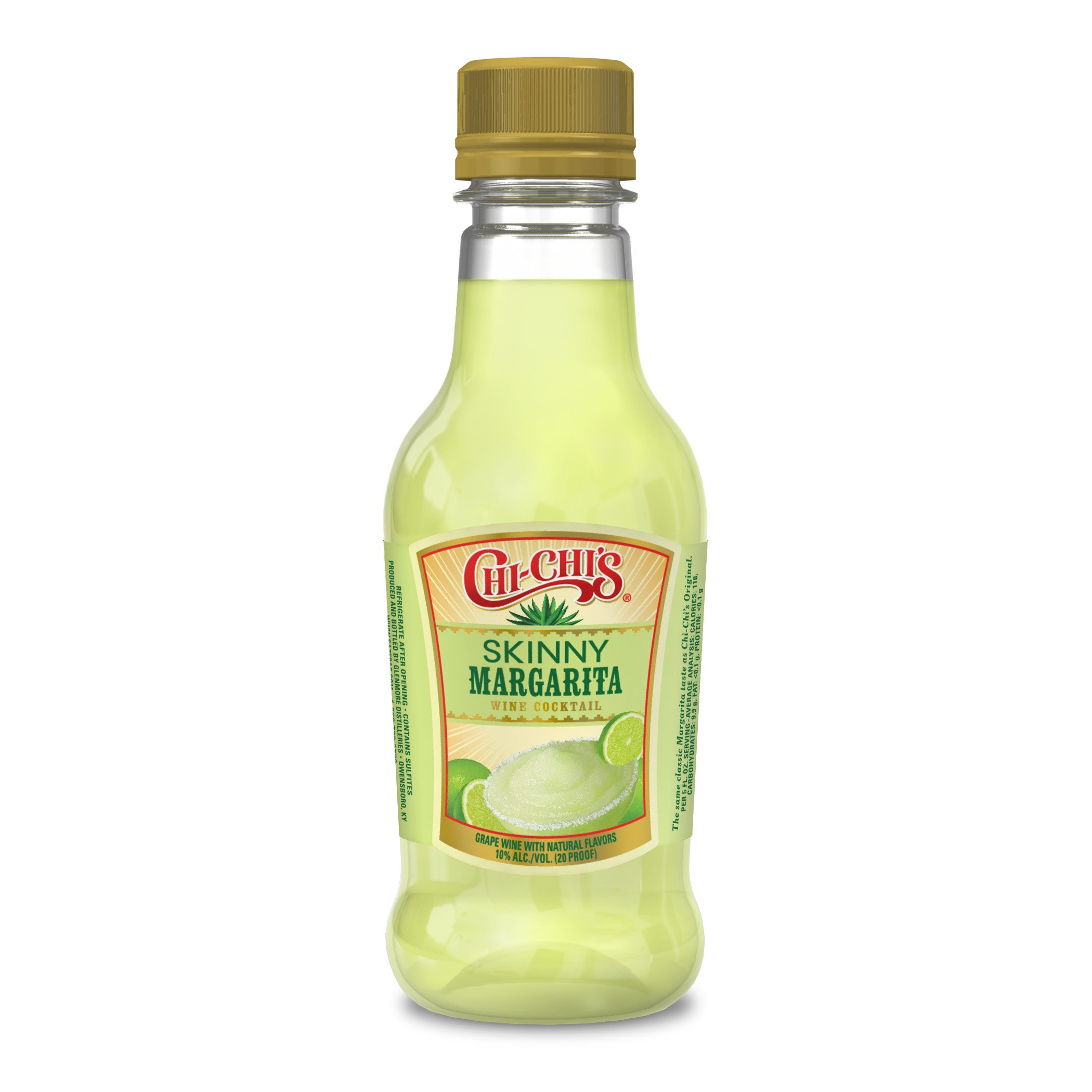 Chi-Chi's Skinny Margarita Wine Cocktail