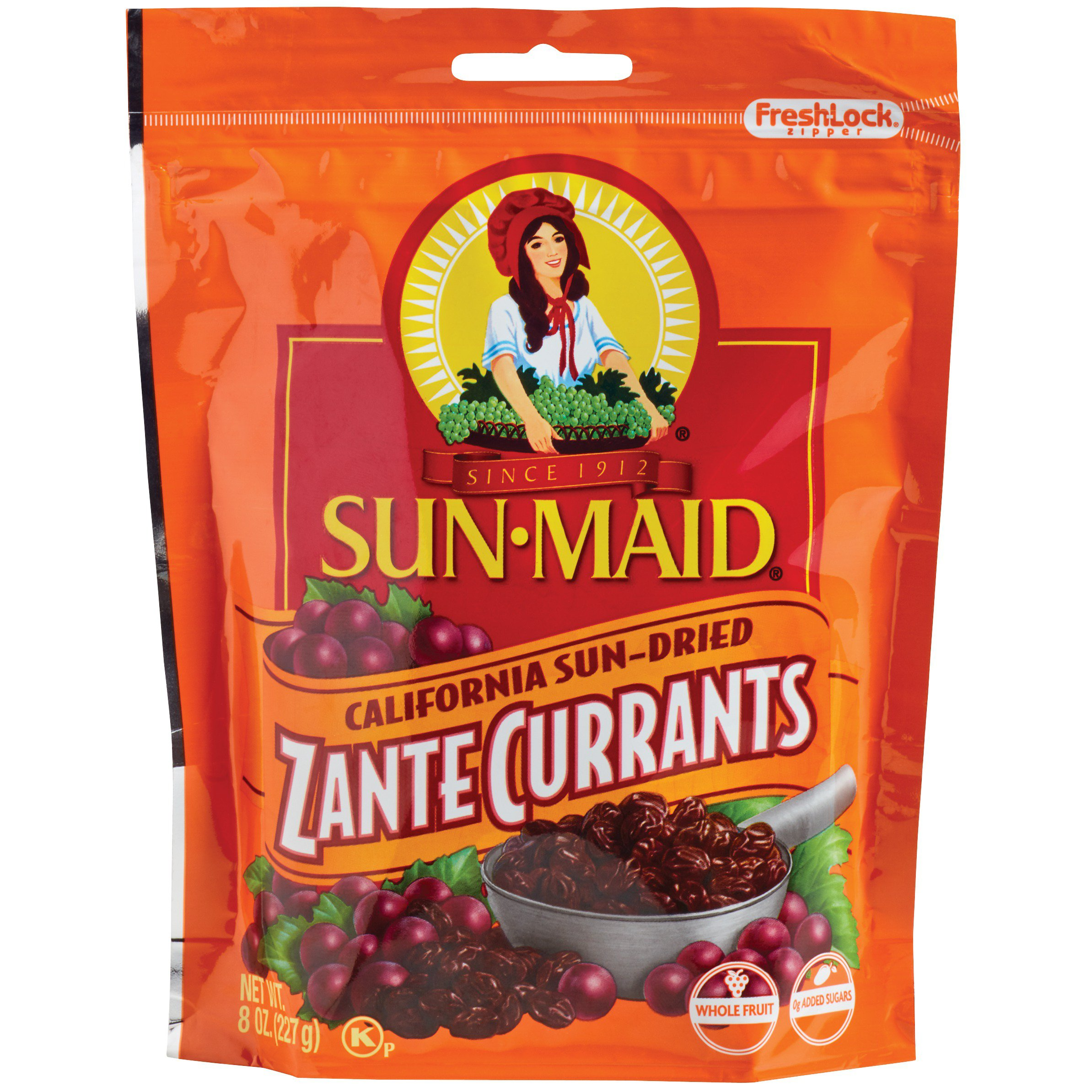 Sun-Maid California Sun-Dried Zante Currants - Shop Fruit ...
