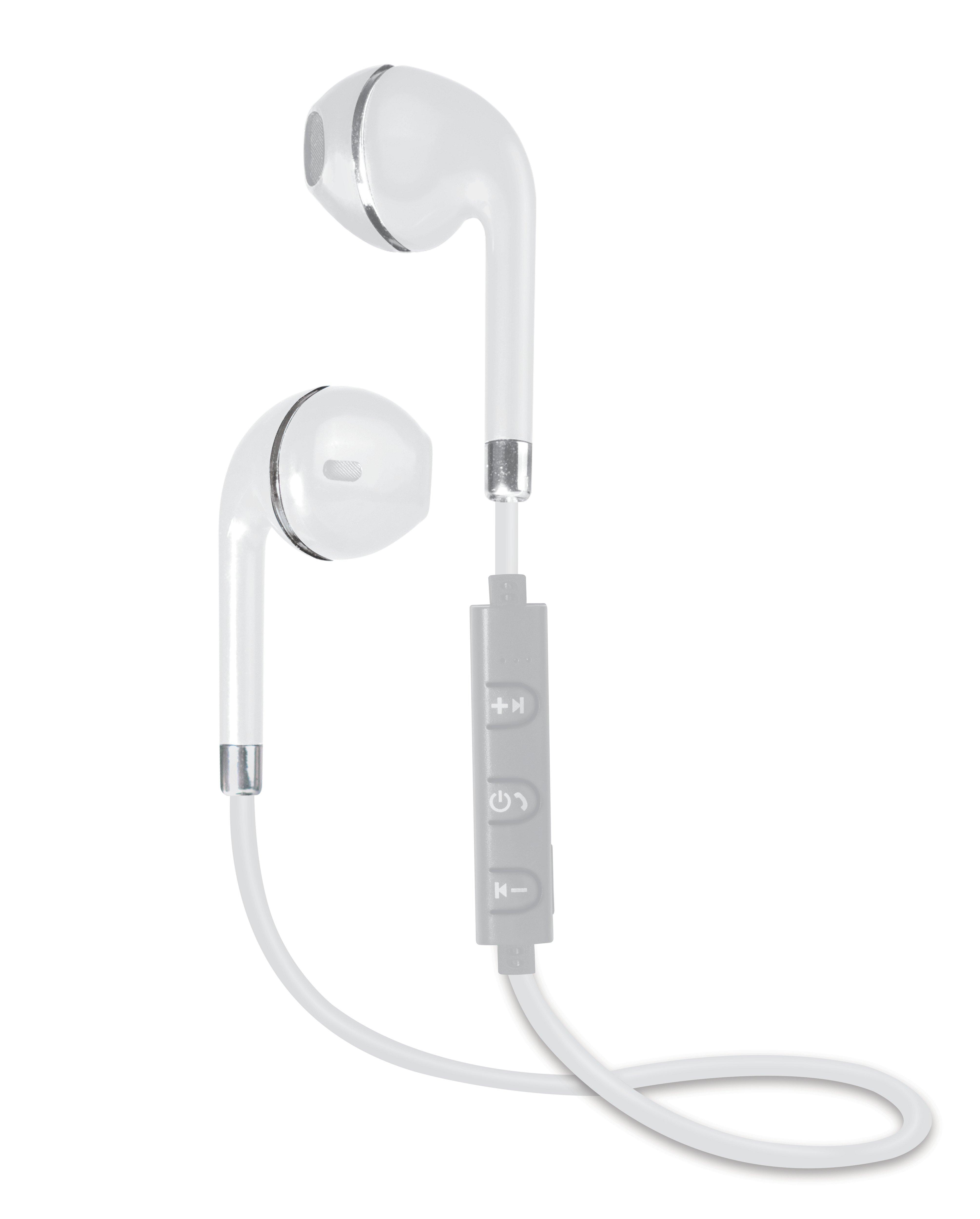 Bytech White Bluetooth Earbuds Shop Audio At H E B