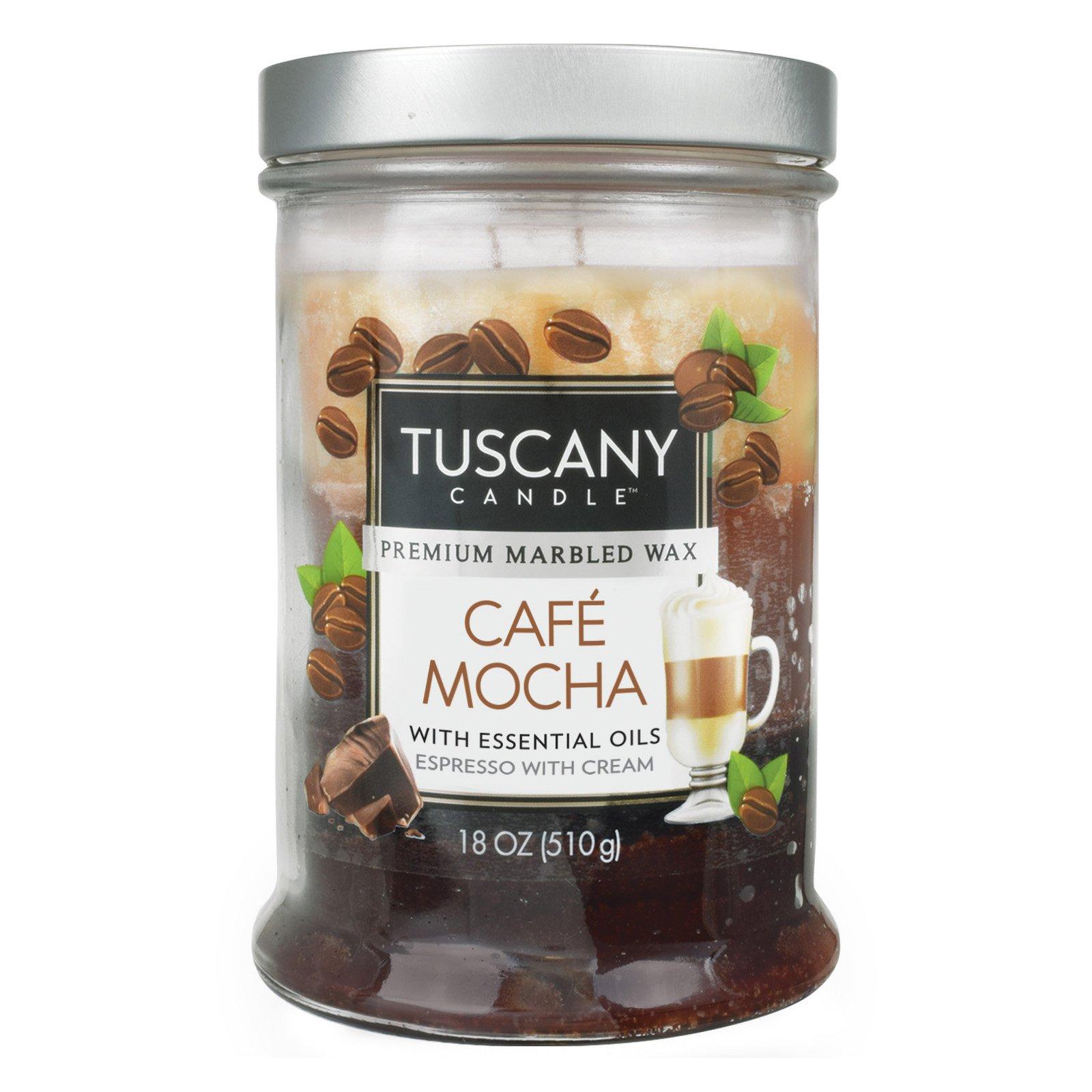 Cafe Mocha Soy Candle