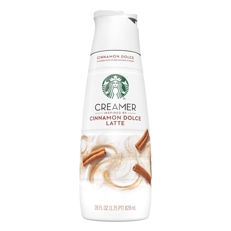 Starbucks Cinnamon Dolce Latte Liquid Coffee Creamer