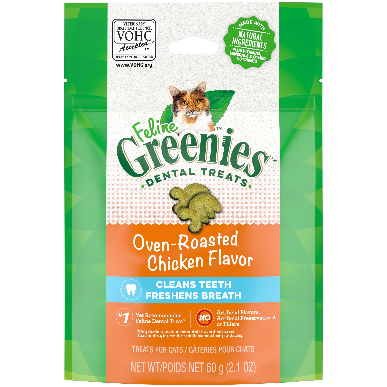 Greenies Feline Chicken 3 oz
