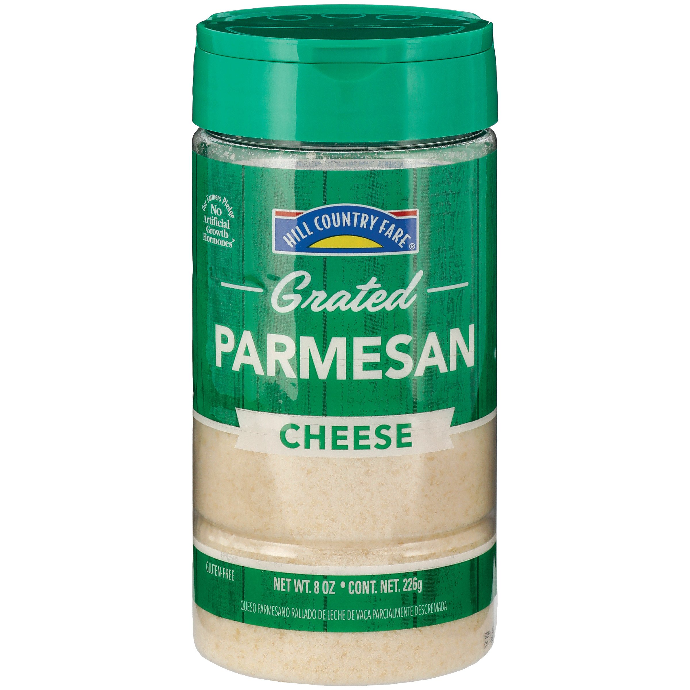 hill country fare grated parmesan cheese  shop cheese at
