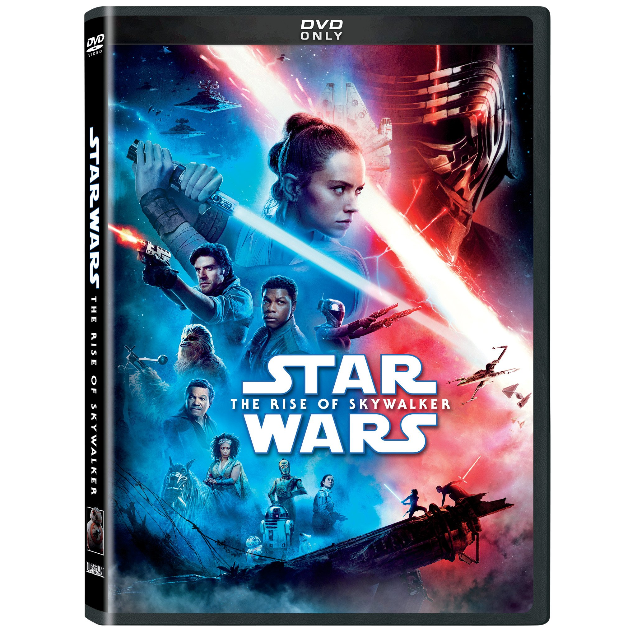 Disney Star Wars The Rise Of Skywalker Dvd Shop Movies At H E B