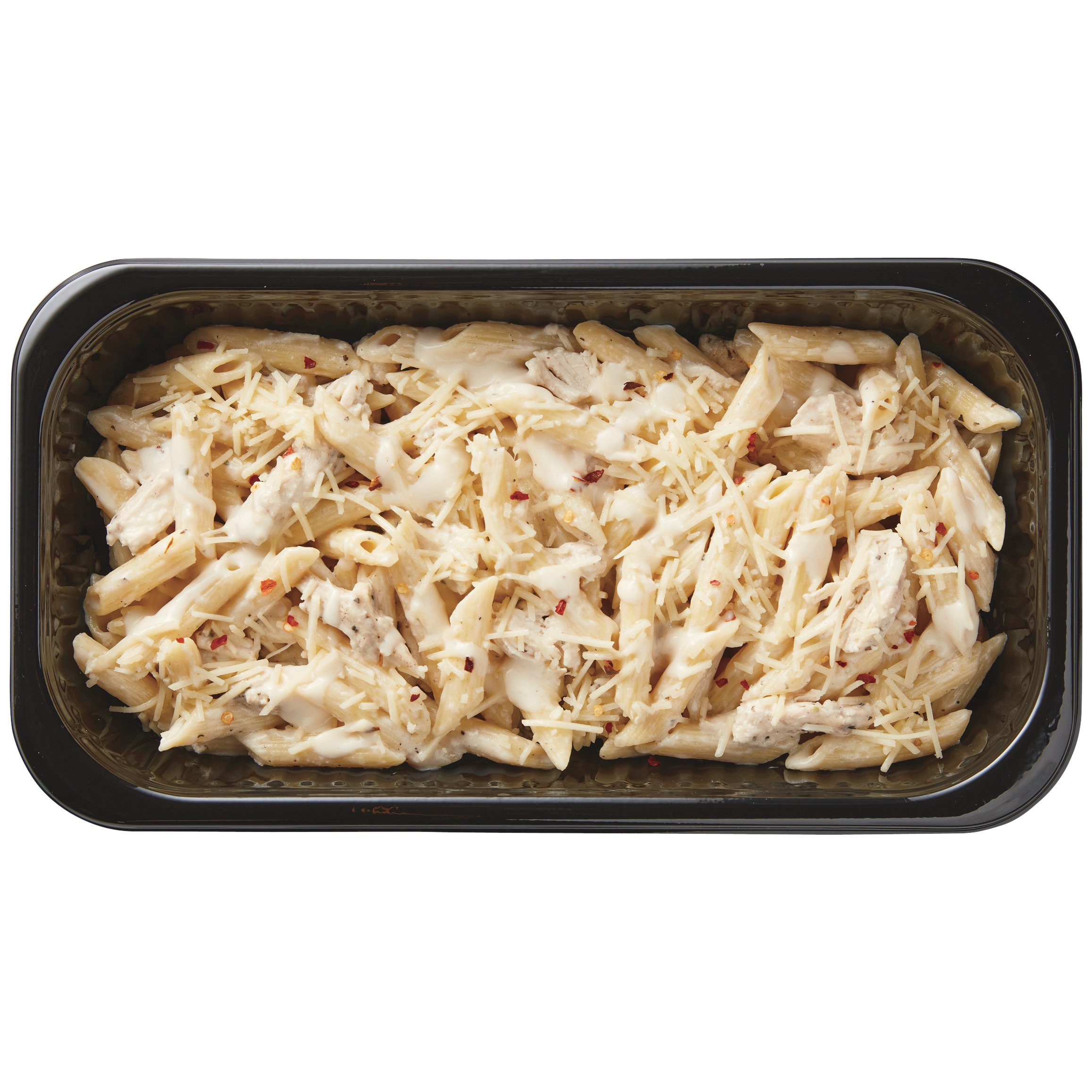H E B Meal Simple Chicken Alfredo Penne Family Size Shop Entrees Sides At H E B