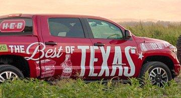 Best of Texas Road Trip