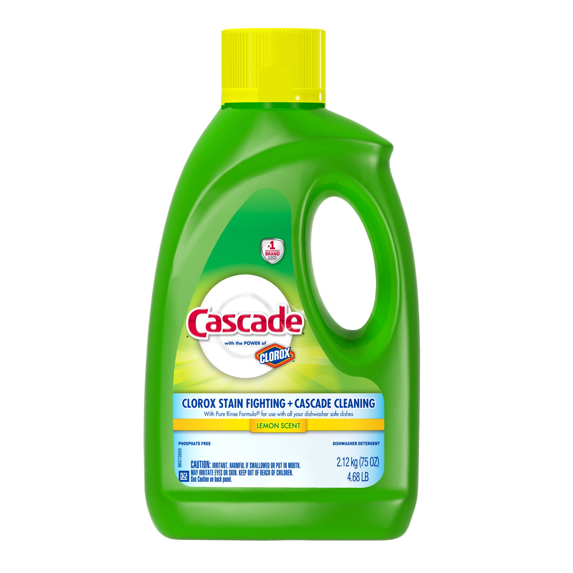 Cascade<sup>&reg;</sup> Complete<sup>&trade;</sup> Gel Dishwashing Detergent, Fresh Scent