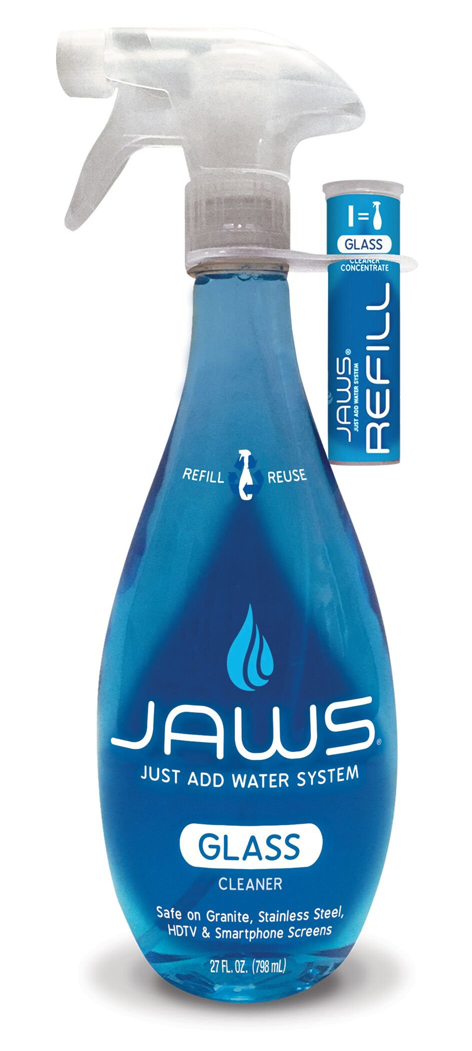 JAWS Glass Cleaner Kit
