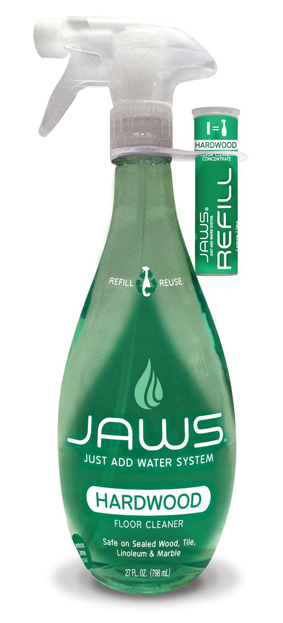 JAWS Hardwood Floor Cleaner Kit