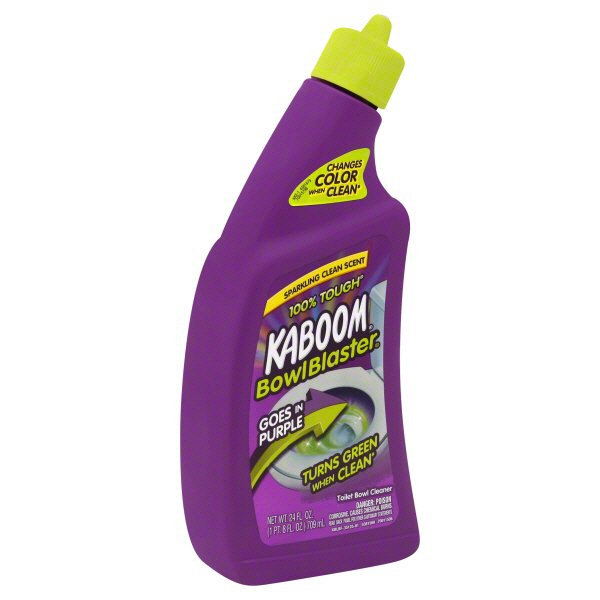Kaboom Bowl Blaster Sparkling Clean Scent Toilet Bowl Cleaner