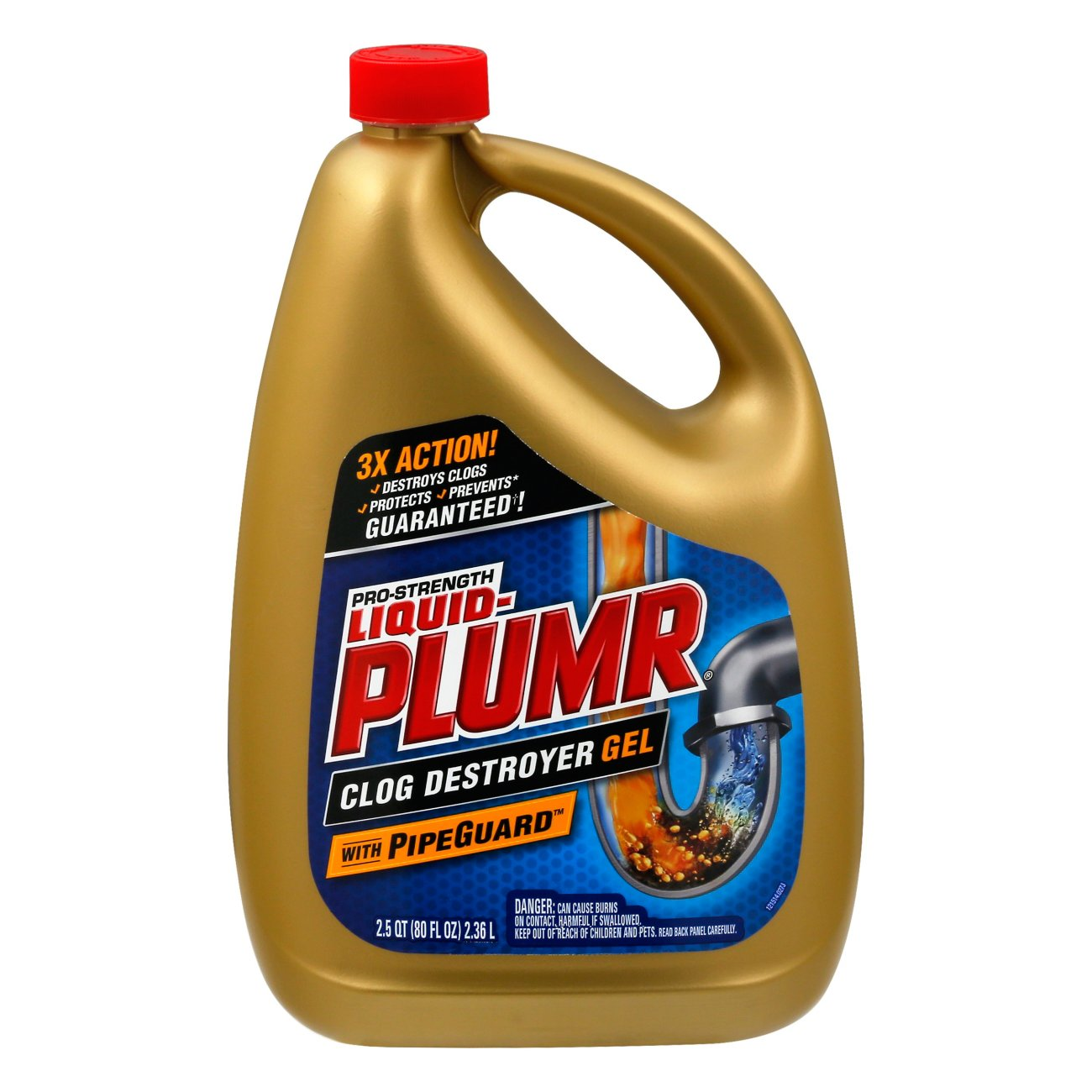 Liquid Plumber Professional Strength 80oz