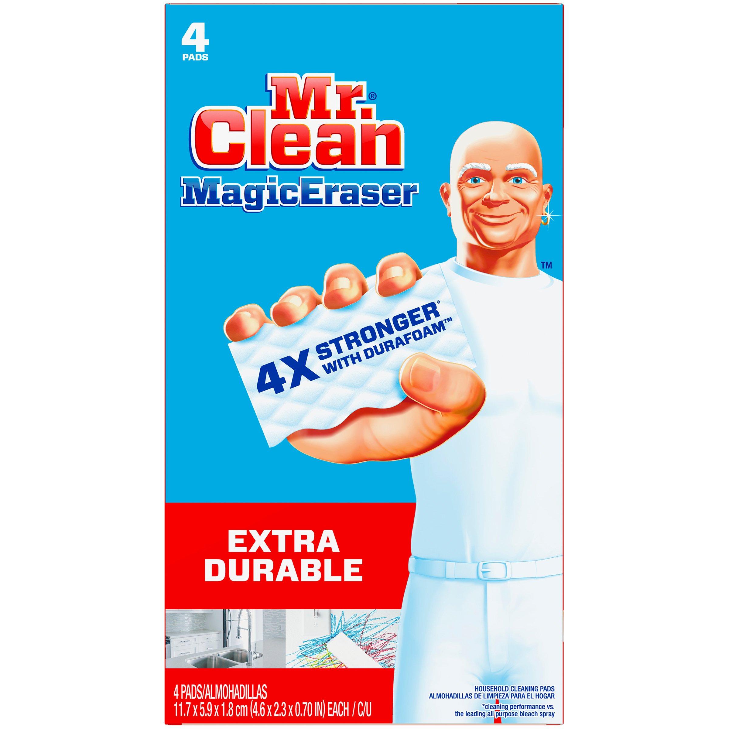 Mr. Clean Magic Eraser Duo Original + Sponge Household Cleaning Pads