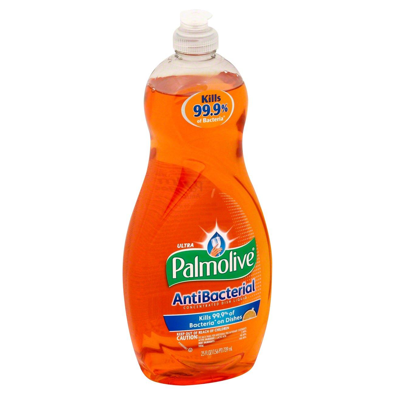 Palmolive<sup>&reg;</sup> Ultra Dish Liquid Antibacterial