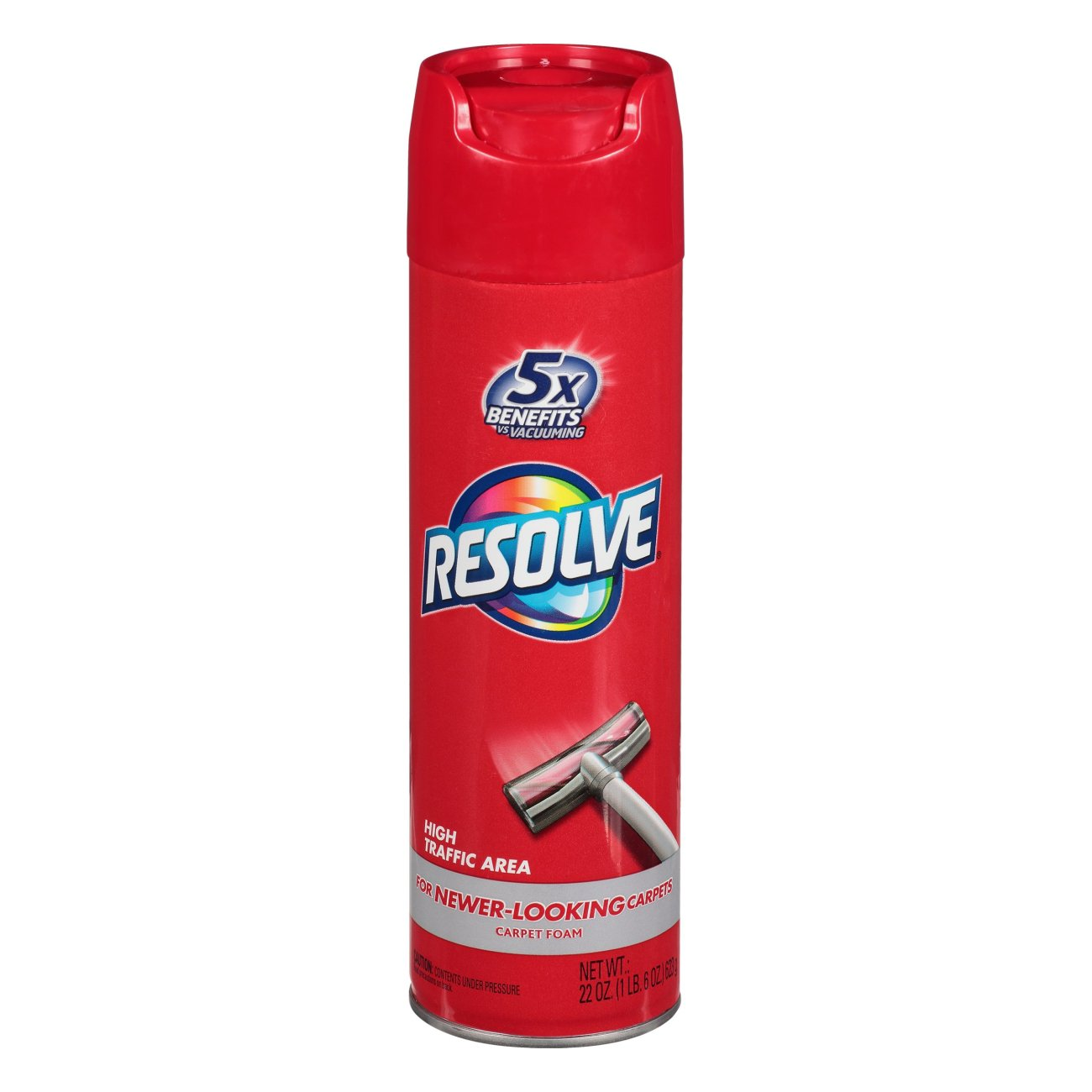 Resolve® - High Traffic® Foam